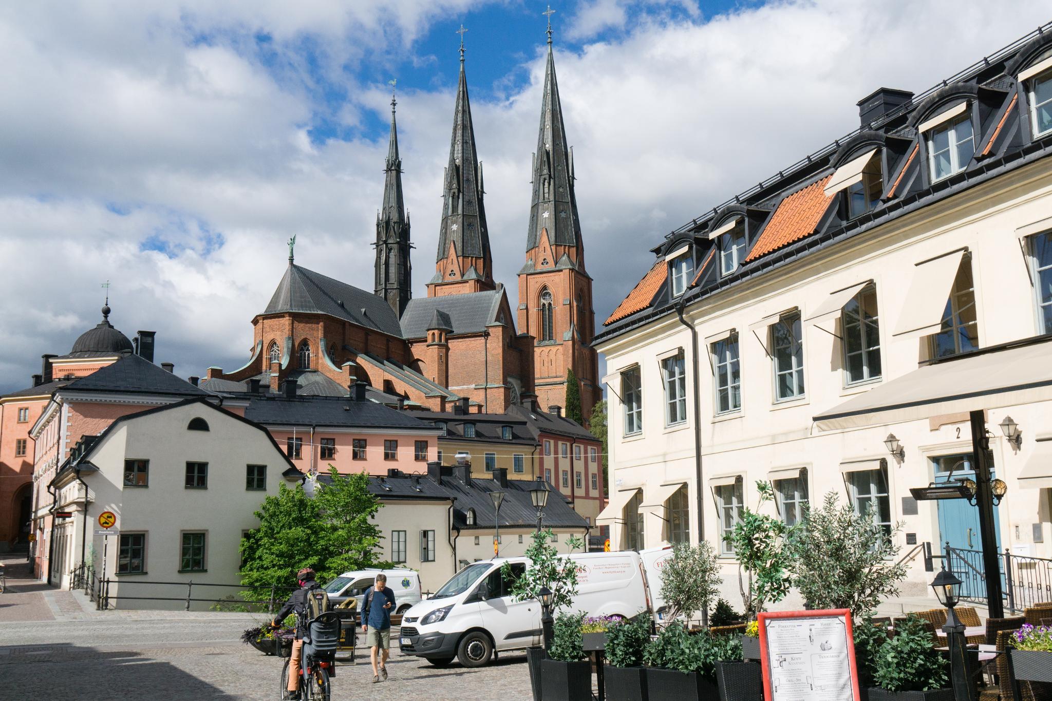 【北歐景點】瑞典的歷史縮影 — 老城烏普薩拉(Uppsala)的人文風景