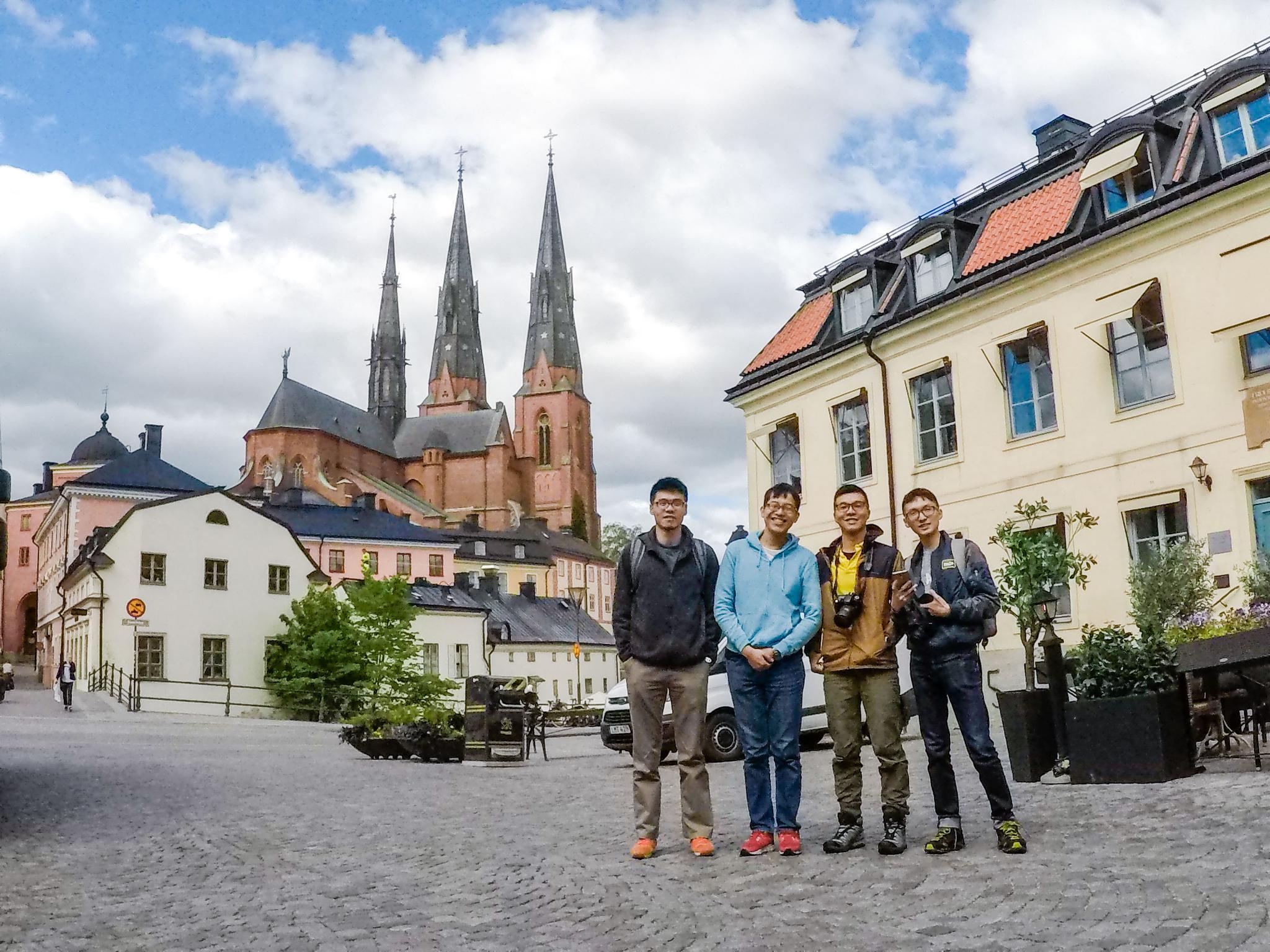 【北歐景點】瑞典的歷史縮影 — 老城烏普薩拉(Uppsala)的人文風景 8