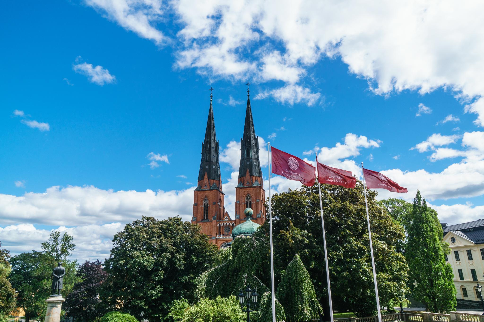 【北歐景點】瑞典的歷史縮影 — 老城烏普薩拉(Uppsala)的人文風景 19