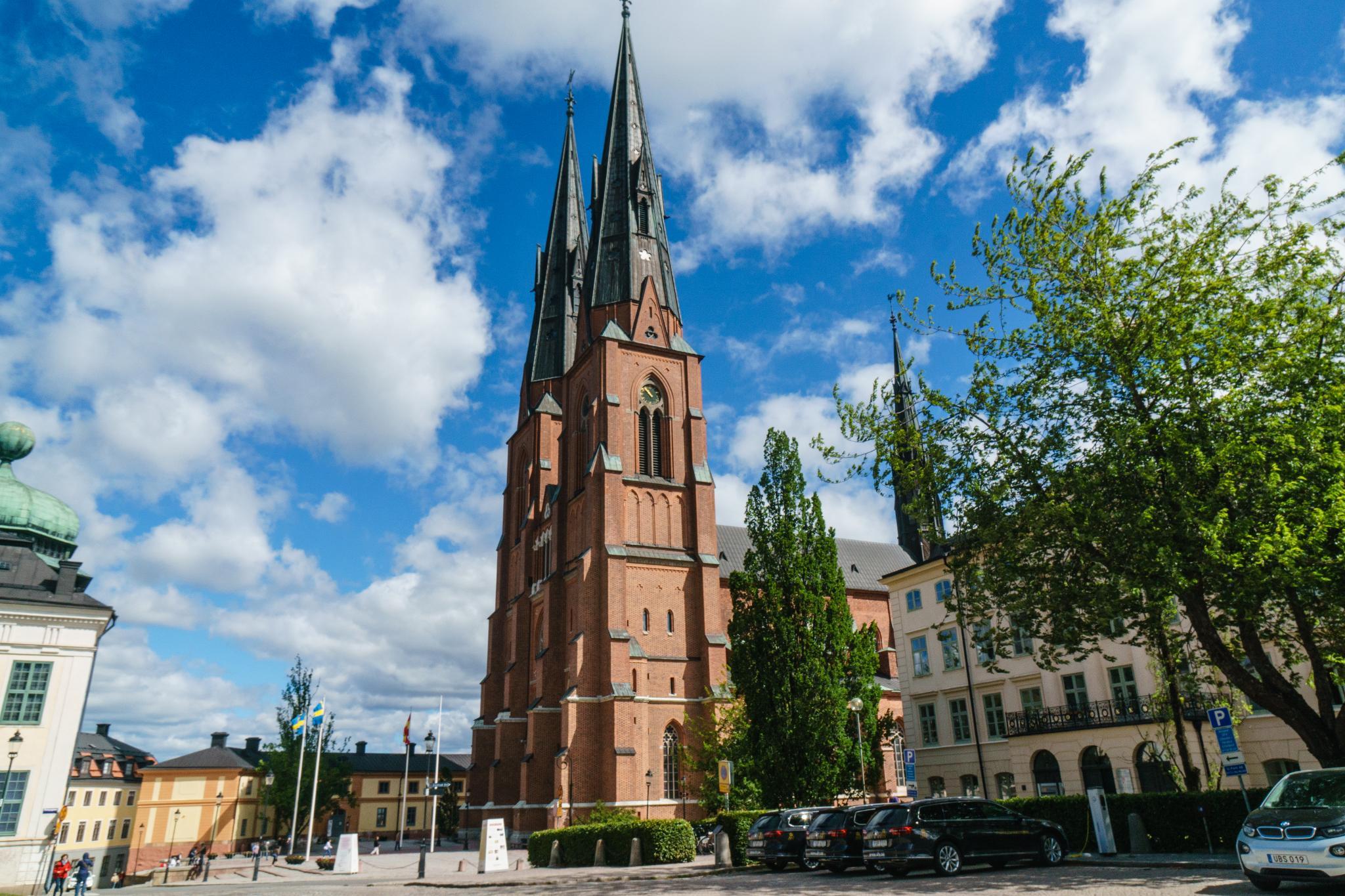 【北歐景點】瑞典的歷史縮影 — 老城烏普薩拉(Uppsala)的人文風景 25