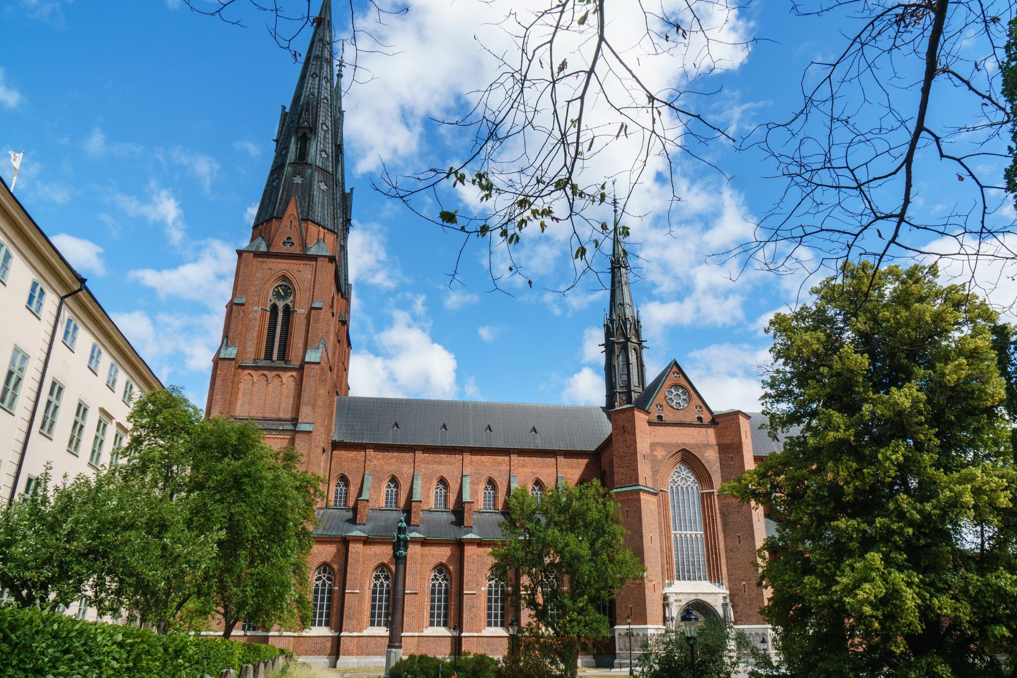 【北歐景點】瑞典的歷史縮影 — 老城烏普薩拉(Uppsala)的人文風景 28