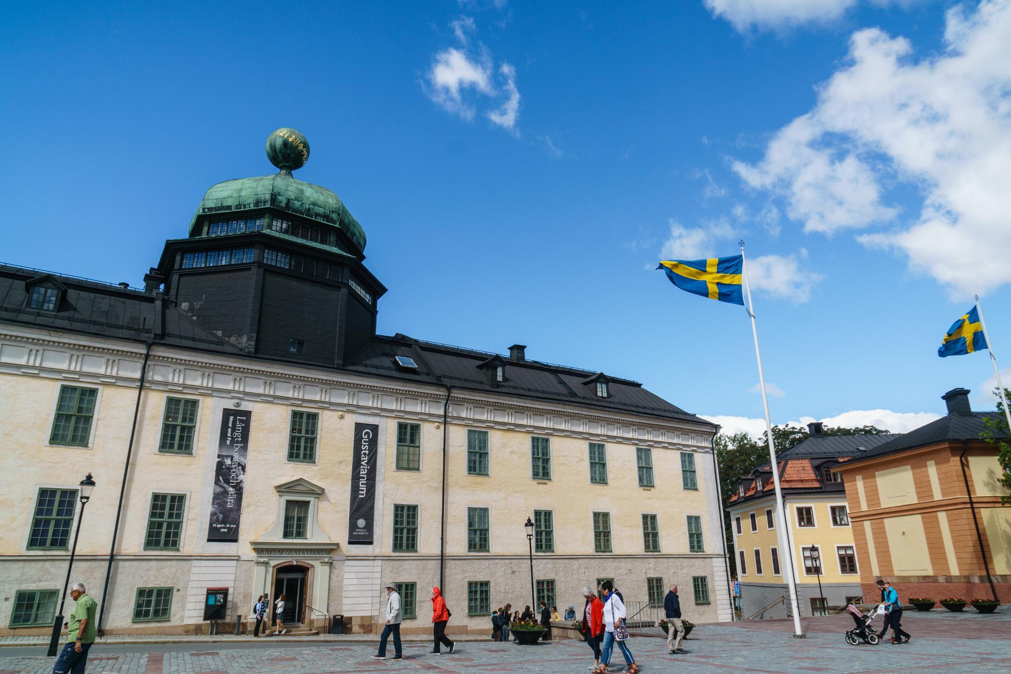 【北歐景點】瑞典的歷史縮影 — 老城烏普薩拉(Uppsala)的人文風景 26