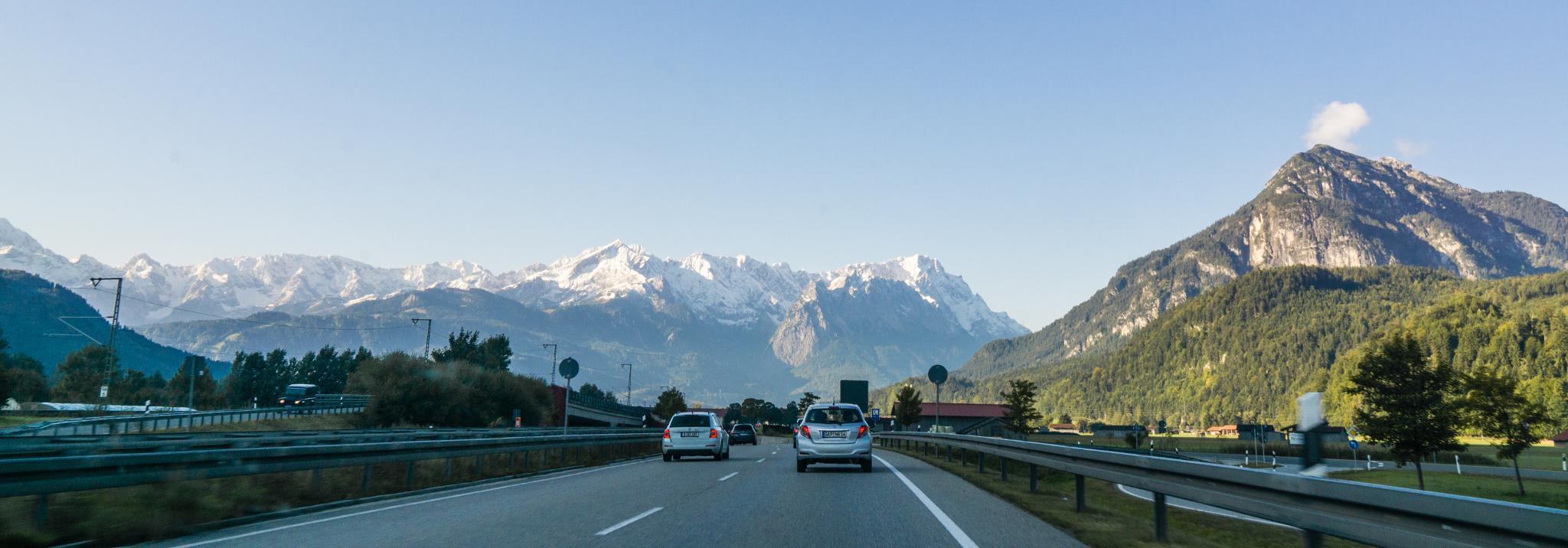 【德國】阿爾卑斯大道:楚格峰 (Zugspitze) 登上德國之巔 6