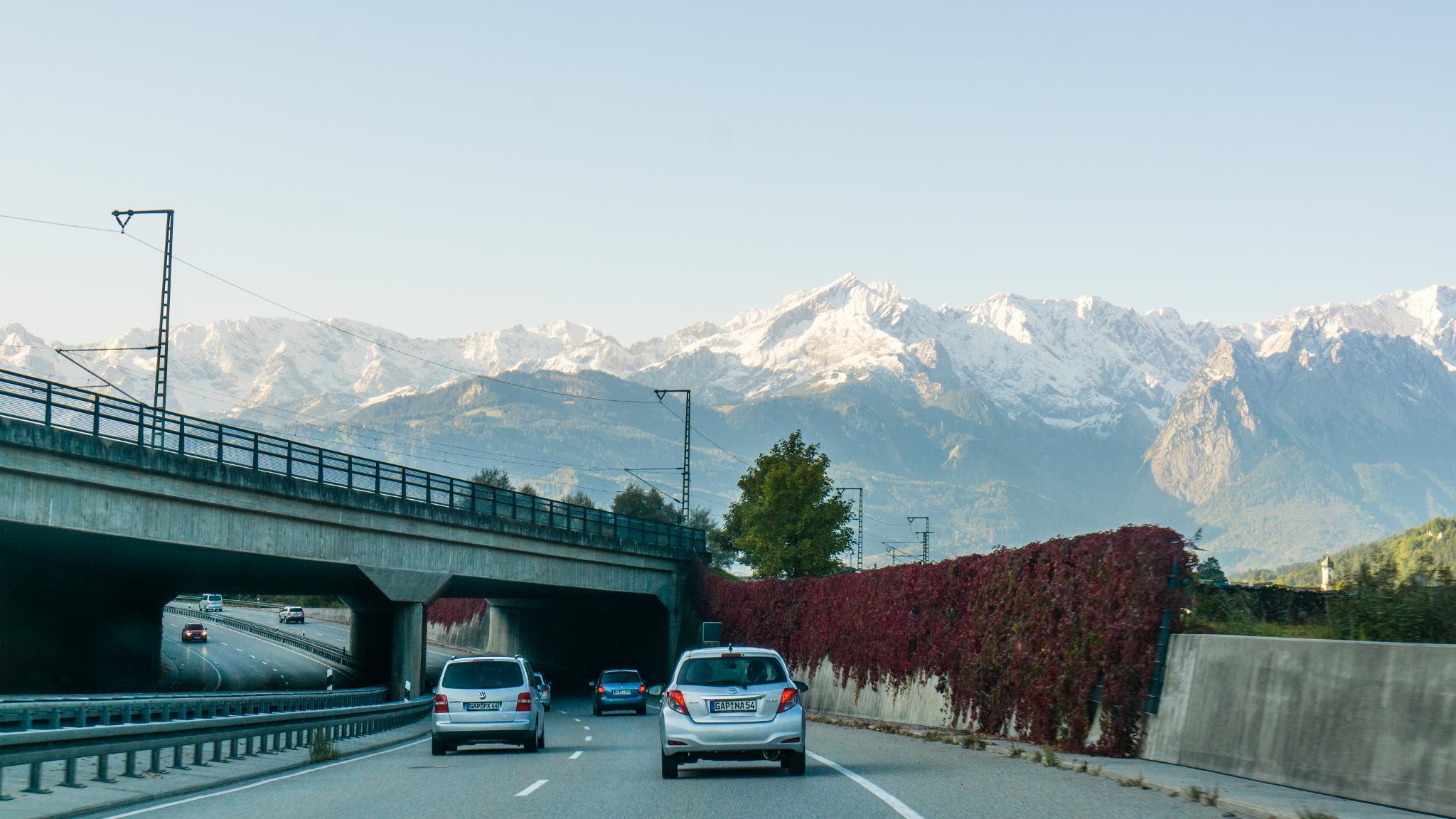 【德國】阿爾卑斯大道:楚格峰 (Zugspitze) 登上德國之巔 7
