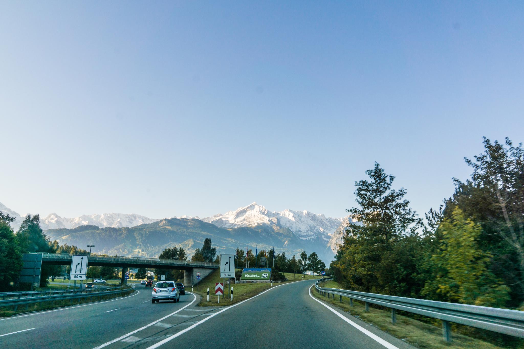 【德國】阿爾卑斯大道:楚格峰 (Zugspitze) 登上德國之巔 8