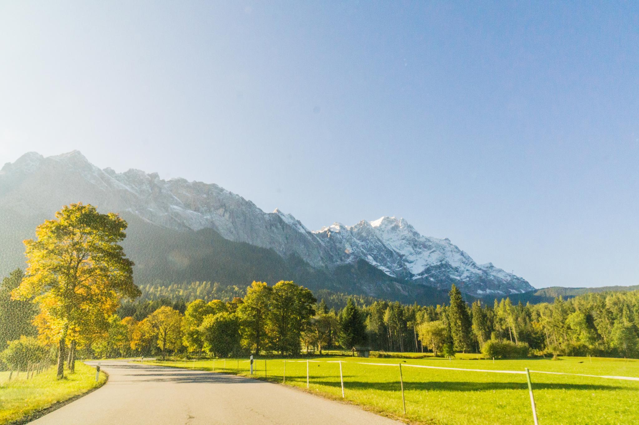 【德國】阿爾卑斯大道:楚格峰 (Zugspitze) 登上德國之巔 10