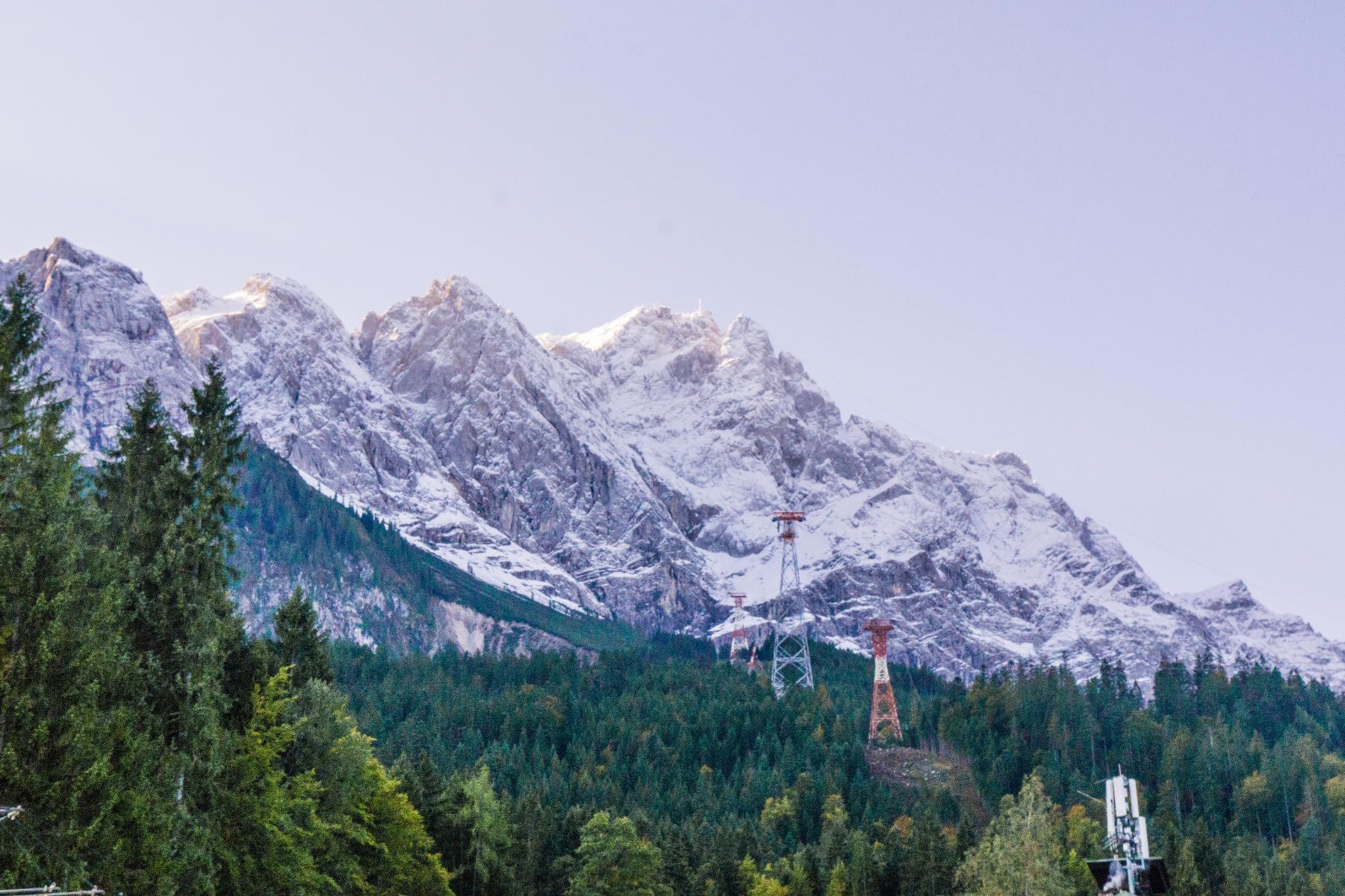 【德國】阿爾卑斯大道:楚格峰 (Zugspitze) 登上德國之巔 12
