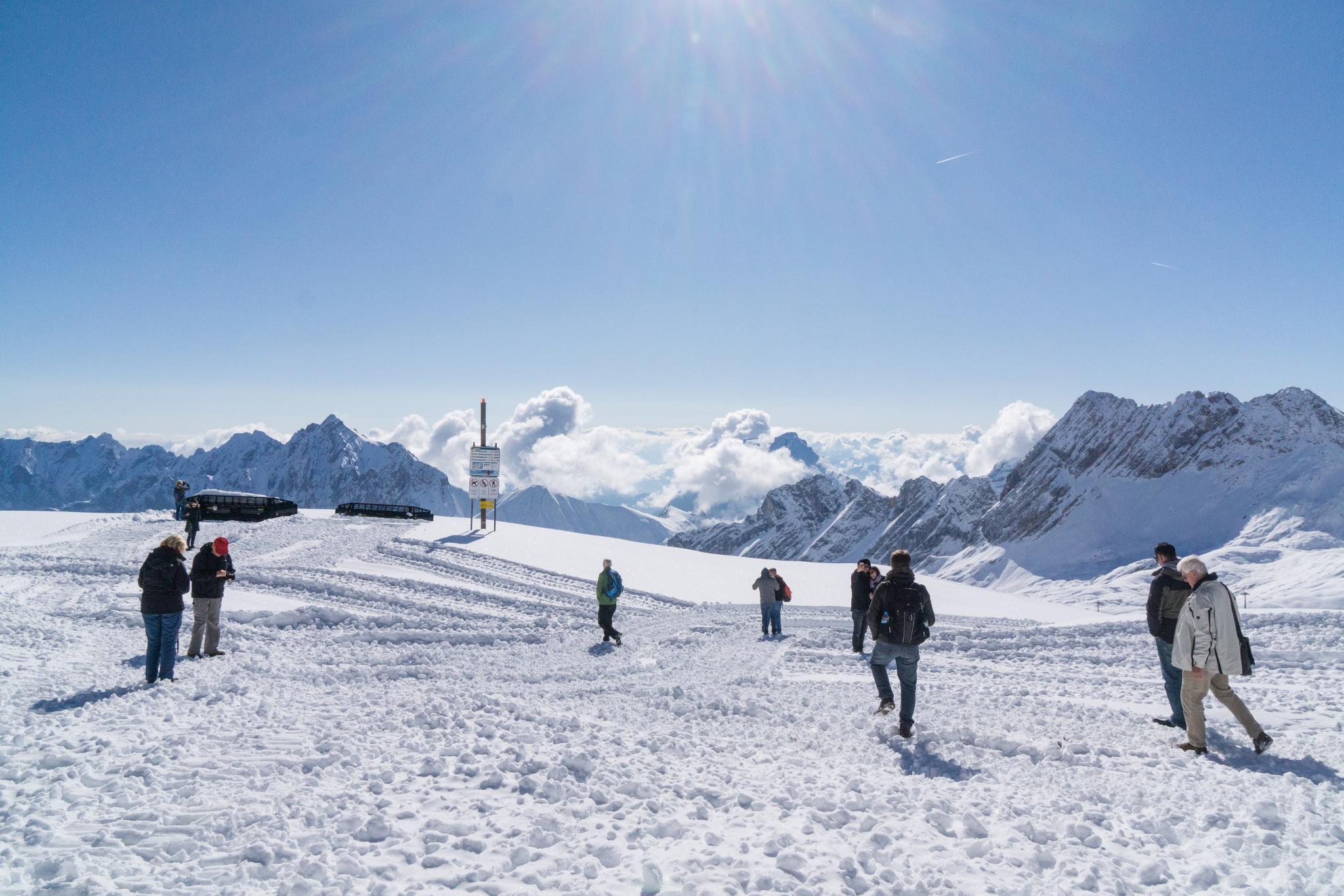 【德國】阿爾卑斯大道:楚格峰 (Zugspitze) 登上德國之巔 18