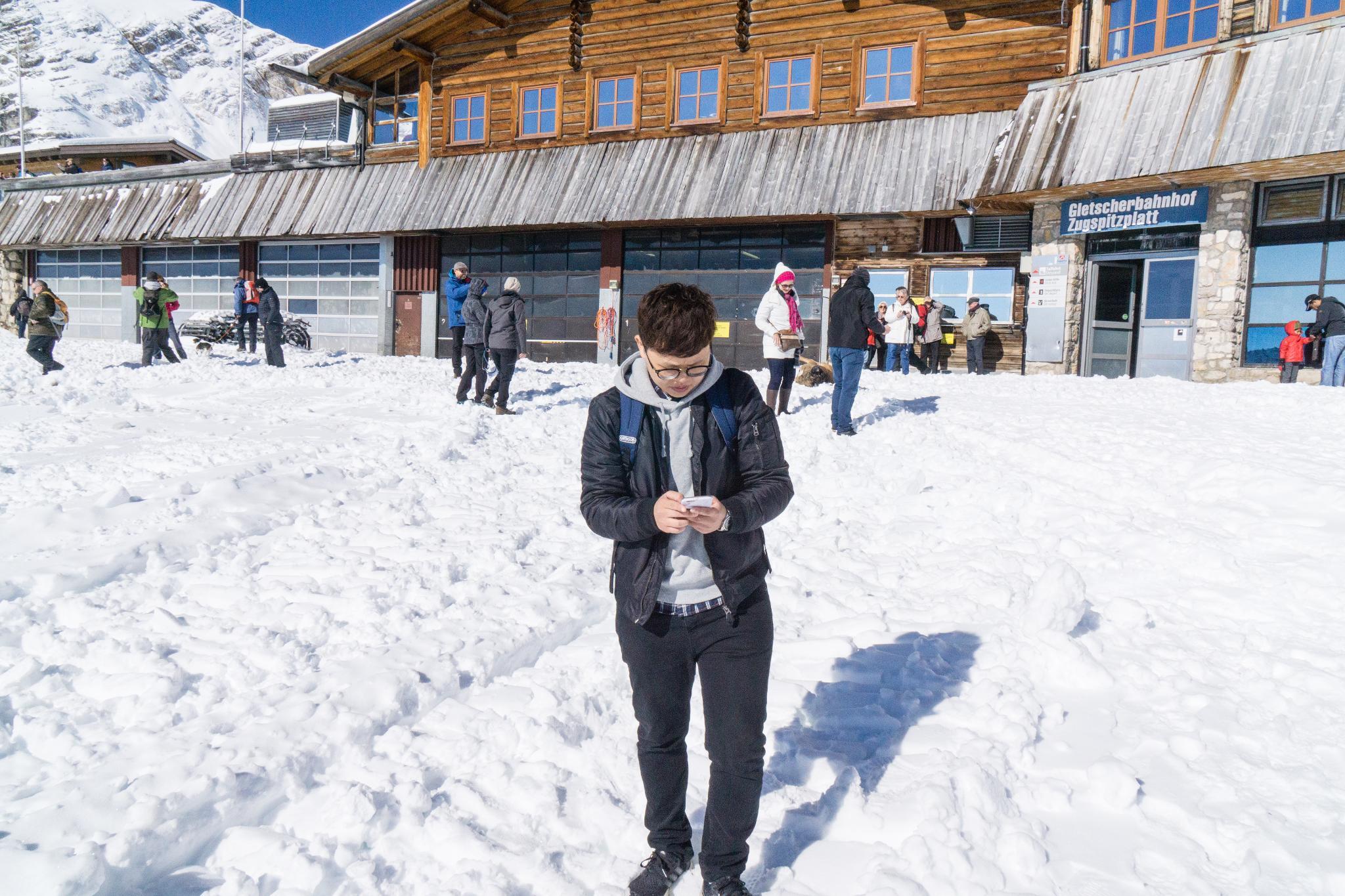 【德國】阿爾卑斯大道:楚格峰 (Zugspitze) 登上德國之巔 20