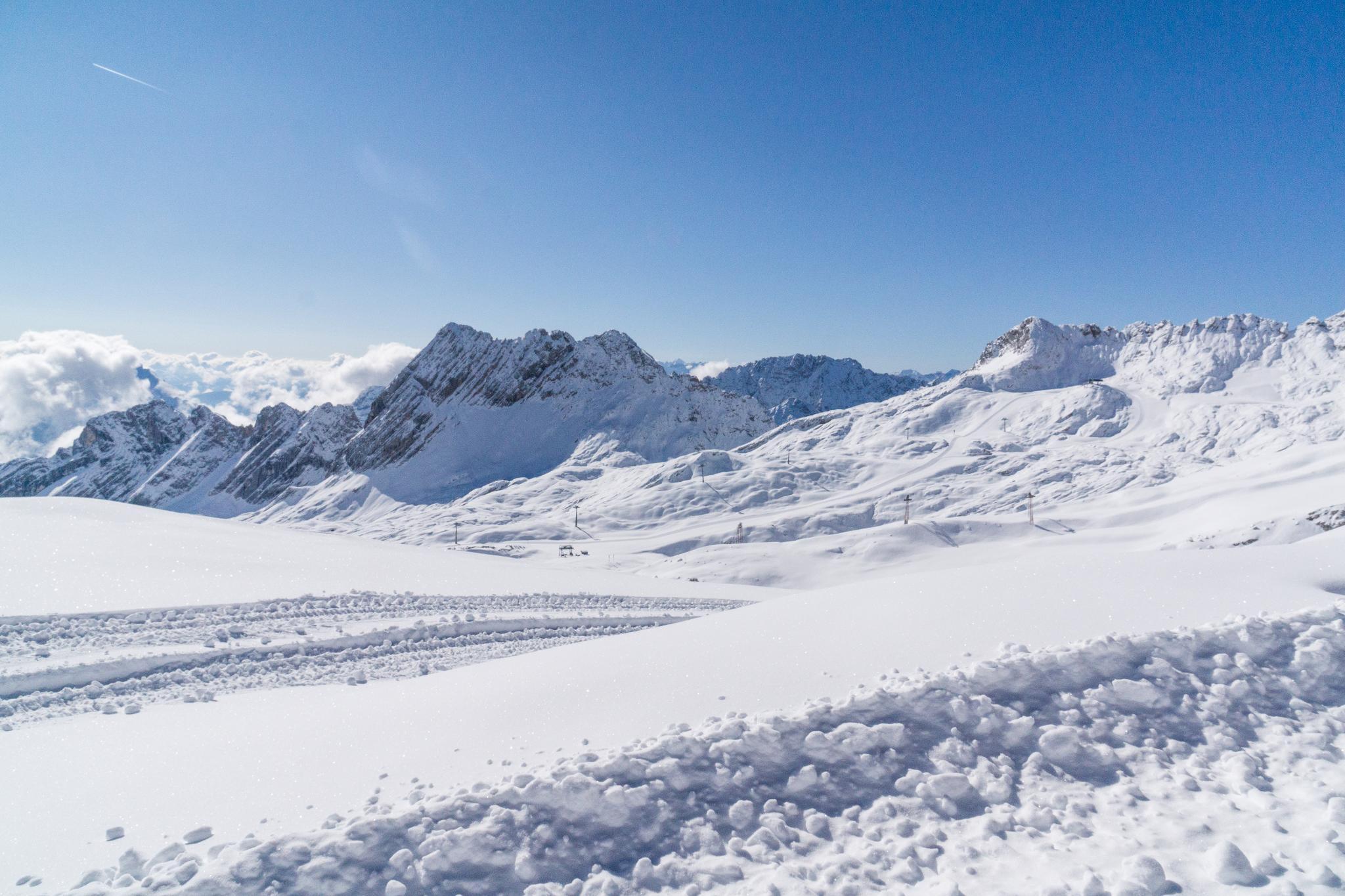 【德國】阿爾卑斯大道:楚格峰 (Zugspitze) 登上德國之巔 25
