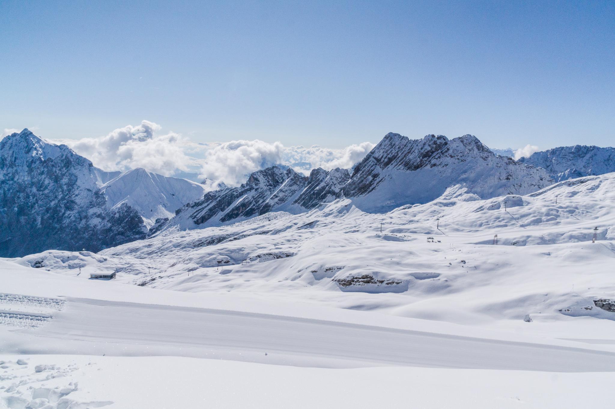【德國】阿爾卑斯大道:楚格峰 (Zugspitze) 登上德國之巔 3