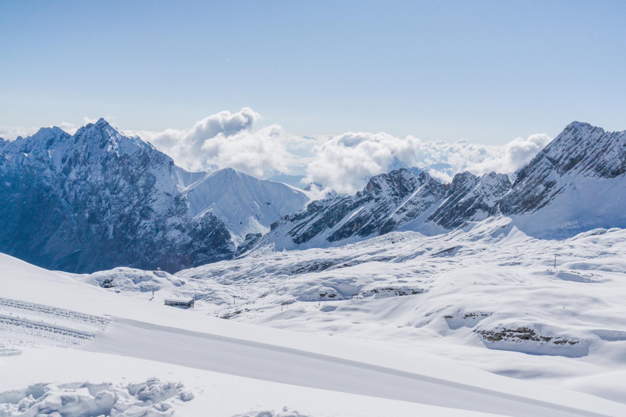 【德國】阿爾卑斯大道:楚格峰 (Zugspitze) 登上德國之巔 22