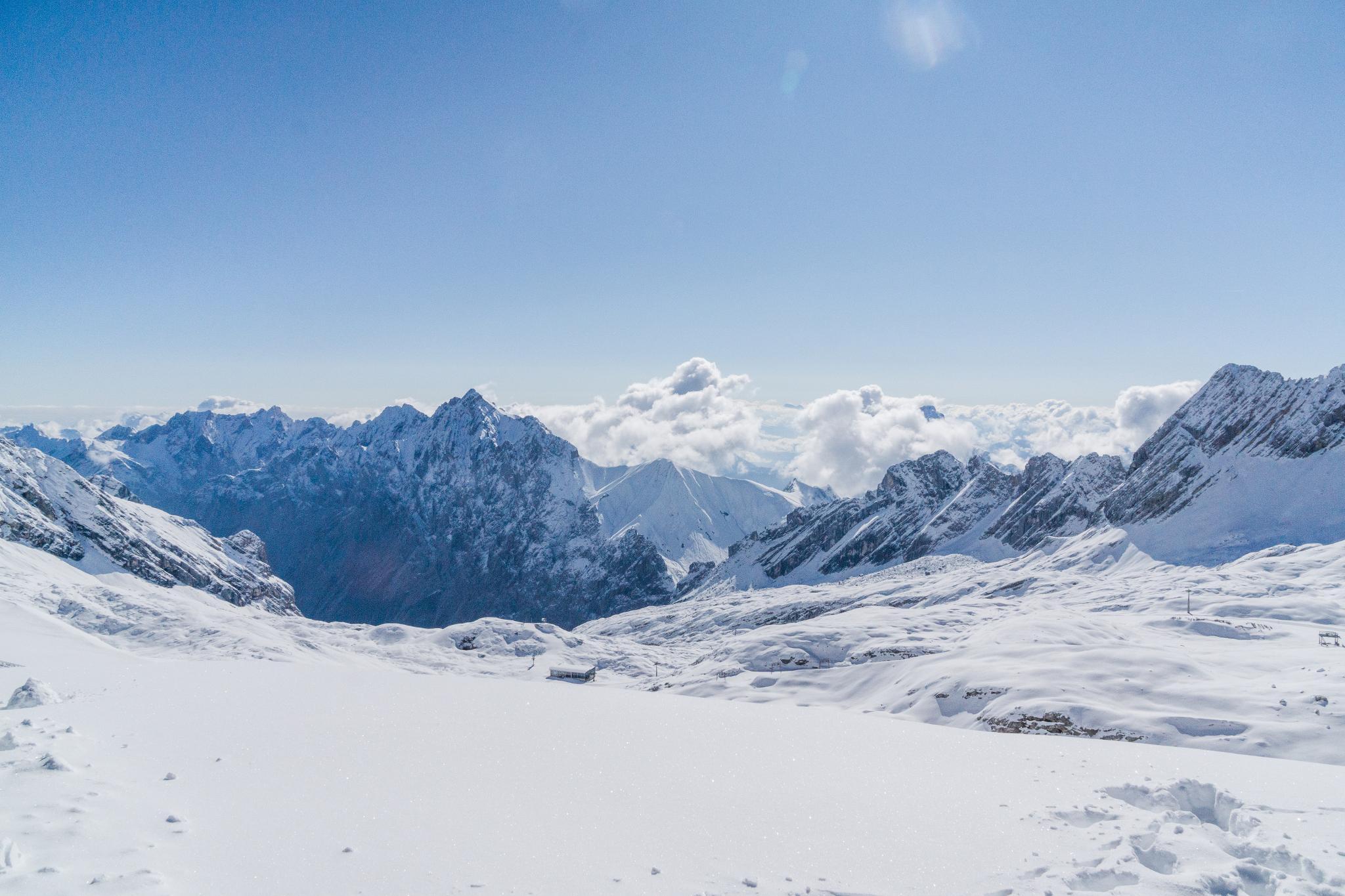 【德國】阿爾卑斯大道:楚格峰 (Zugspitze) 登上德國之巔 24