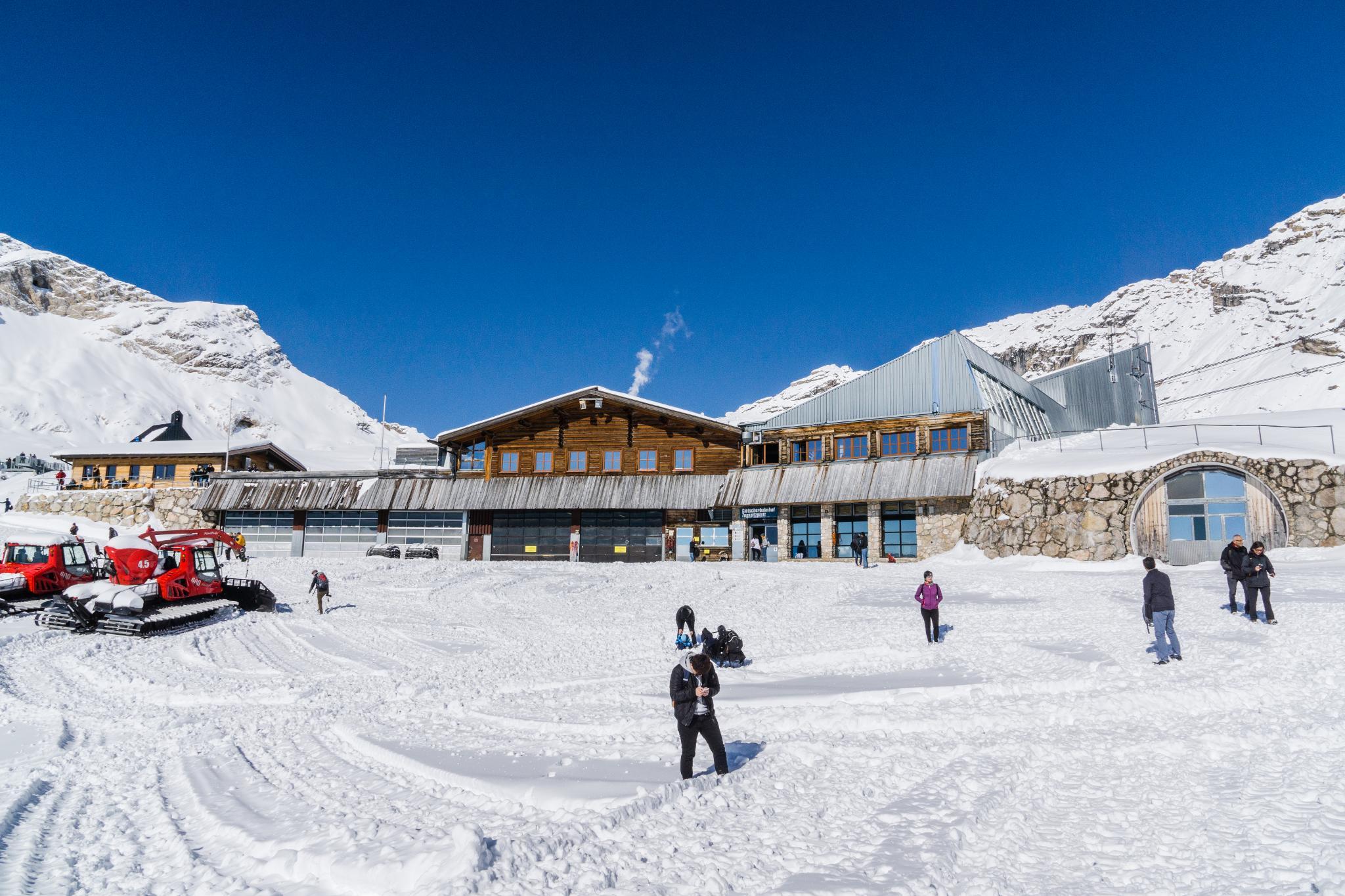 【德國】阿爾卑斯大道:楚格峰 (Zugspitze) 登上德國之巔 19