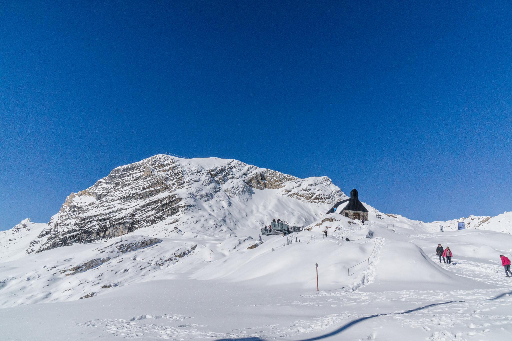 【德國】阿爾卑斯大道:楚格峰 (Zugspitze) 登上德國之巔 27
