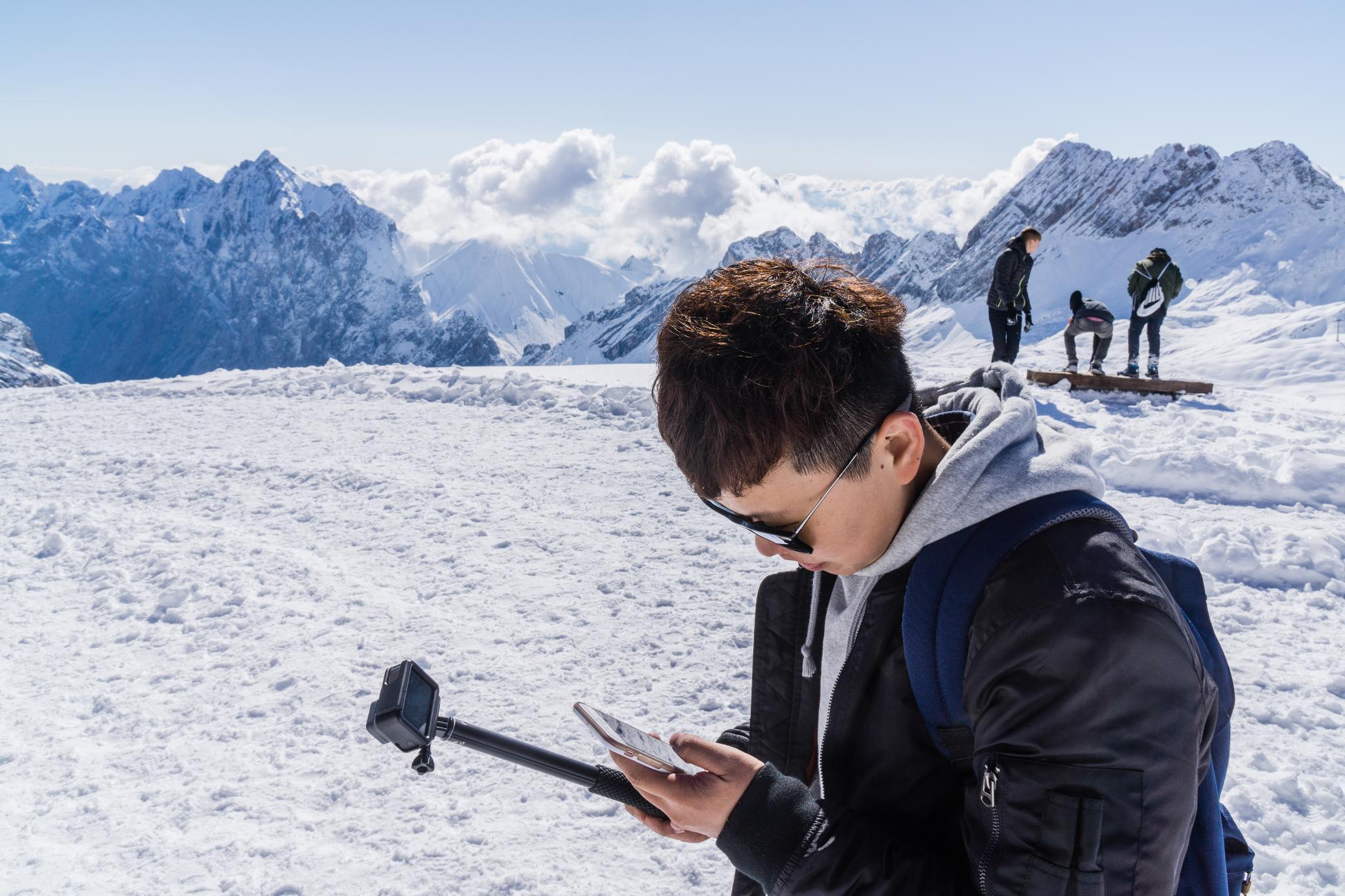 【德國】阿爾卑斯大道:楚格峰 (Zugspitze) 登上德國之巔 29