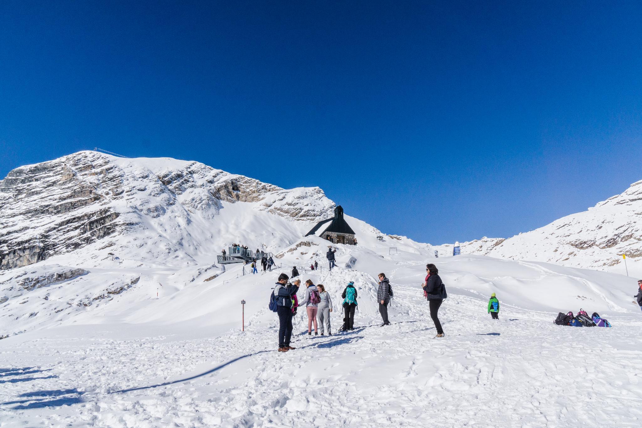 【德國】阿爾卑斯大道:楚格峰 (Zugspitze) 登上德國之巔 2
