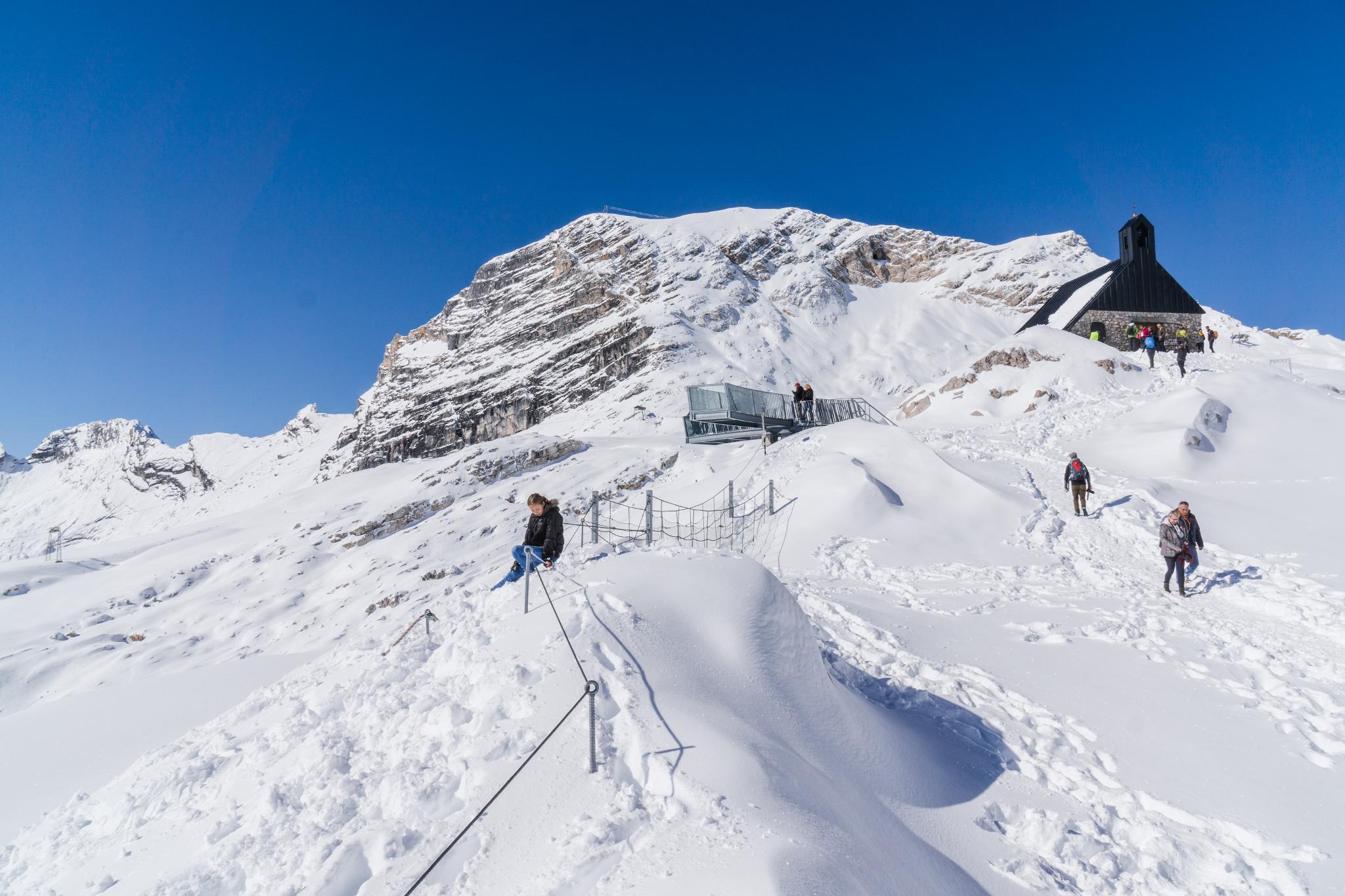 【德國】阿爾卑斯大道:楚格峰 (Zugspitze) 登上德國之巔 28