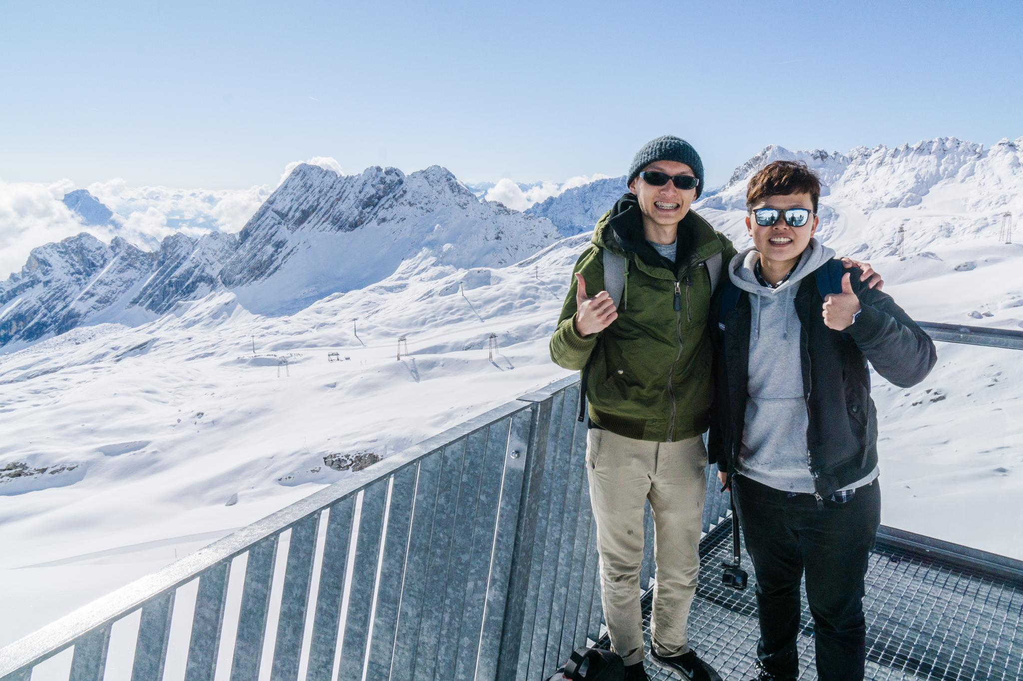 【德國】阿爾卑斯大道:楚格峰 (Zugspitze) 登上德國之巔 33