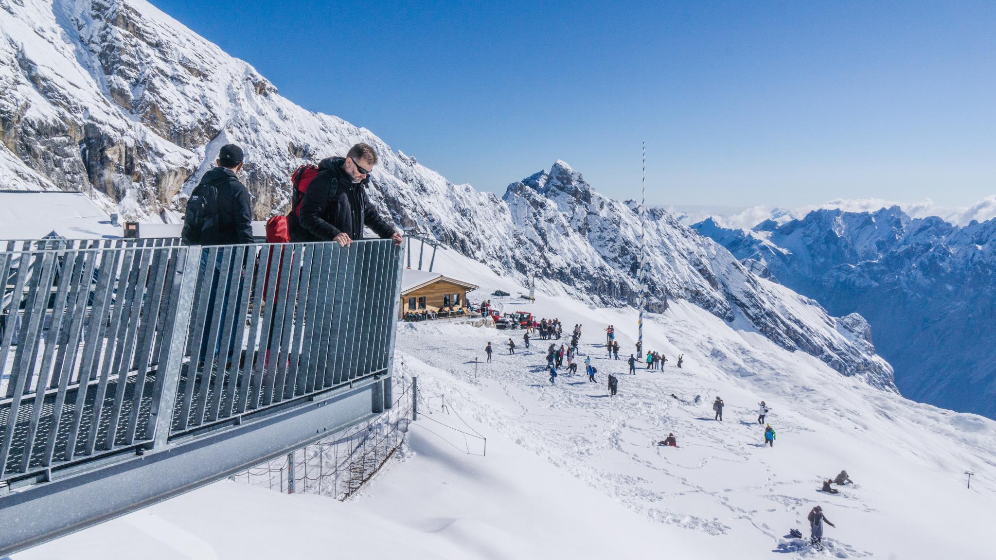 【德國】阿爾卑斯大道:楚格峰 (Zugspitze) 登上德國之巔 34