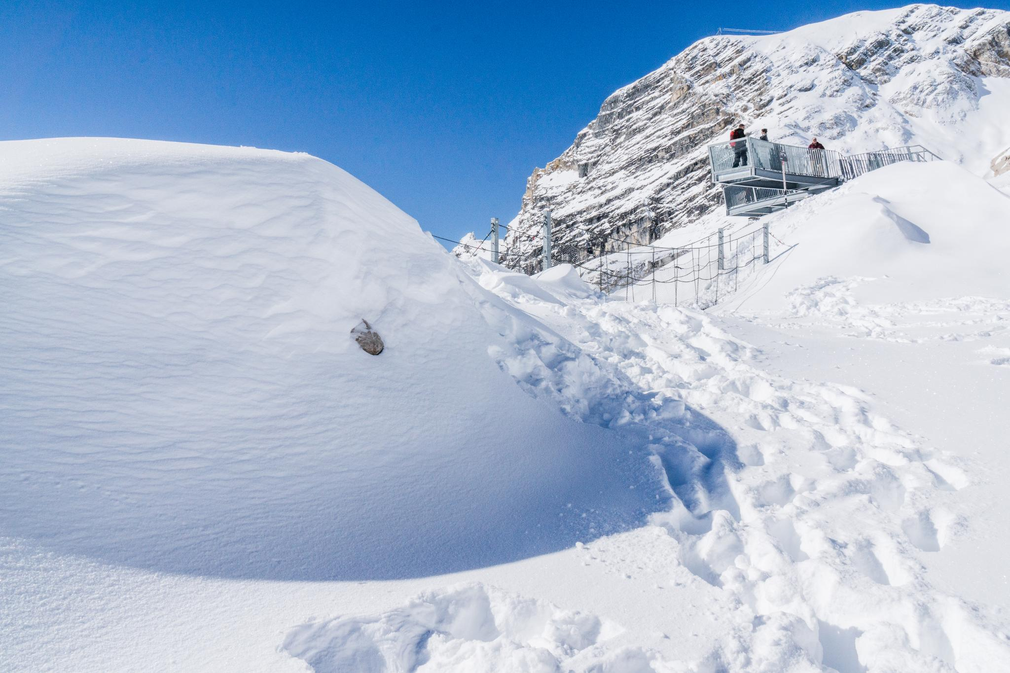 【德國】阿爾卑斯大道:楚格峰 (Zugspitze) 登上德國之巔 31