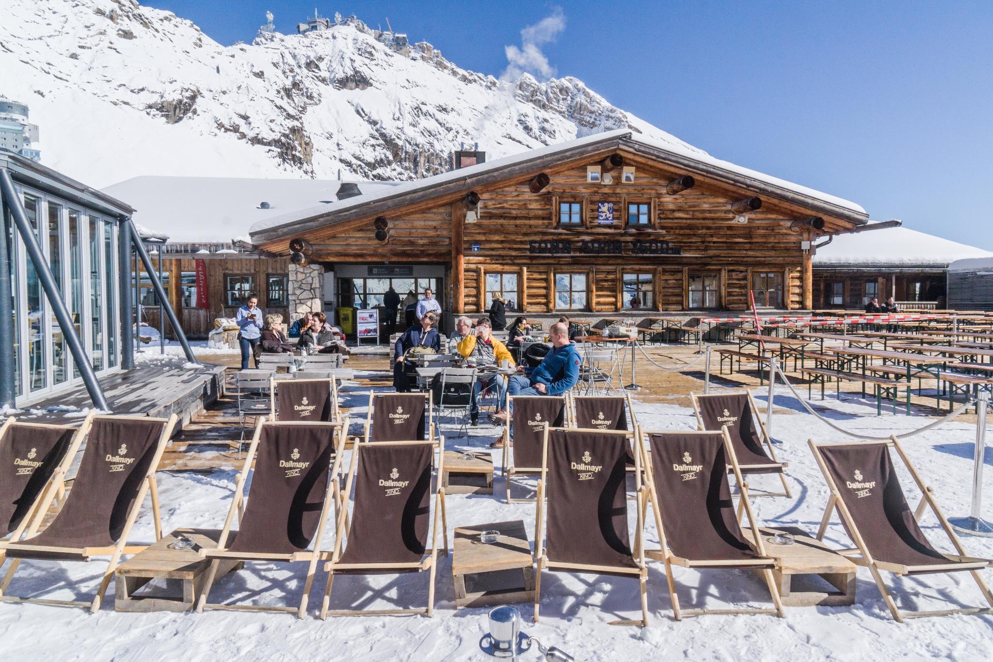 【德國】阿爾卑斯大道:楚格峰 (Zugspitze) 登上德國之巔 36