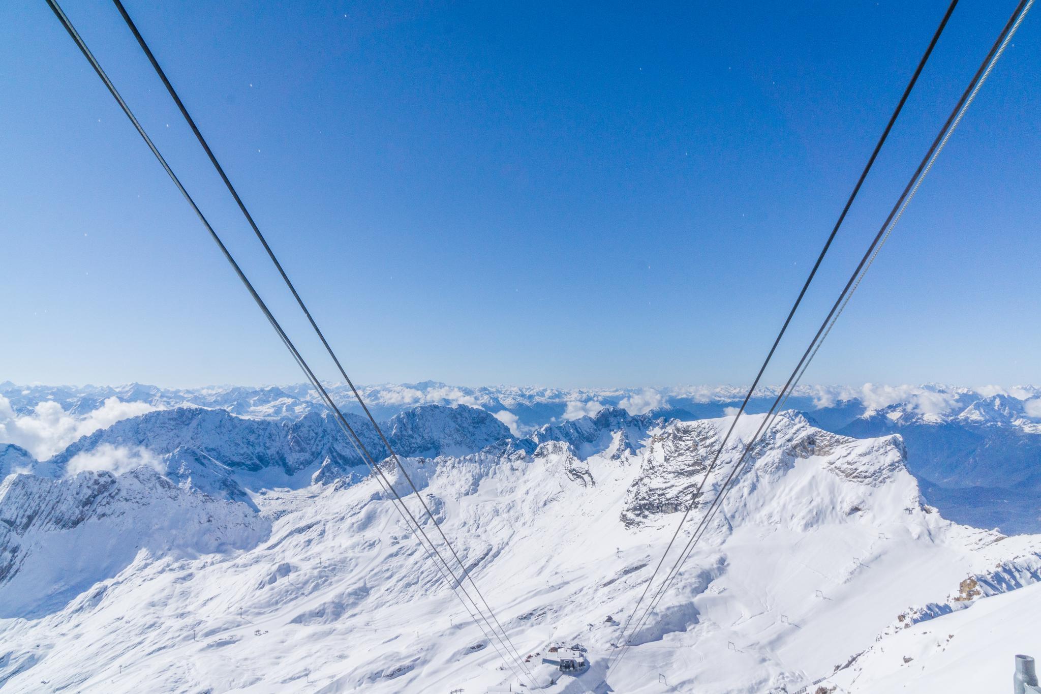 【德國】阿爾卑斯大道:楚格峰 (Zugspitze) 登上德國之巔 39