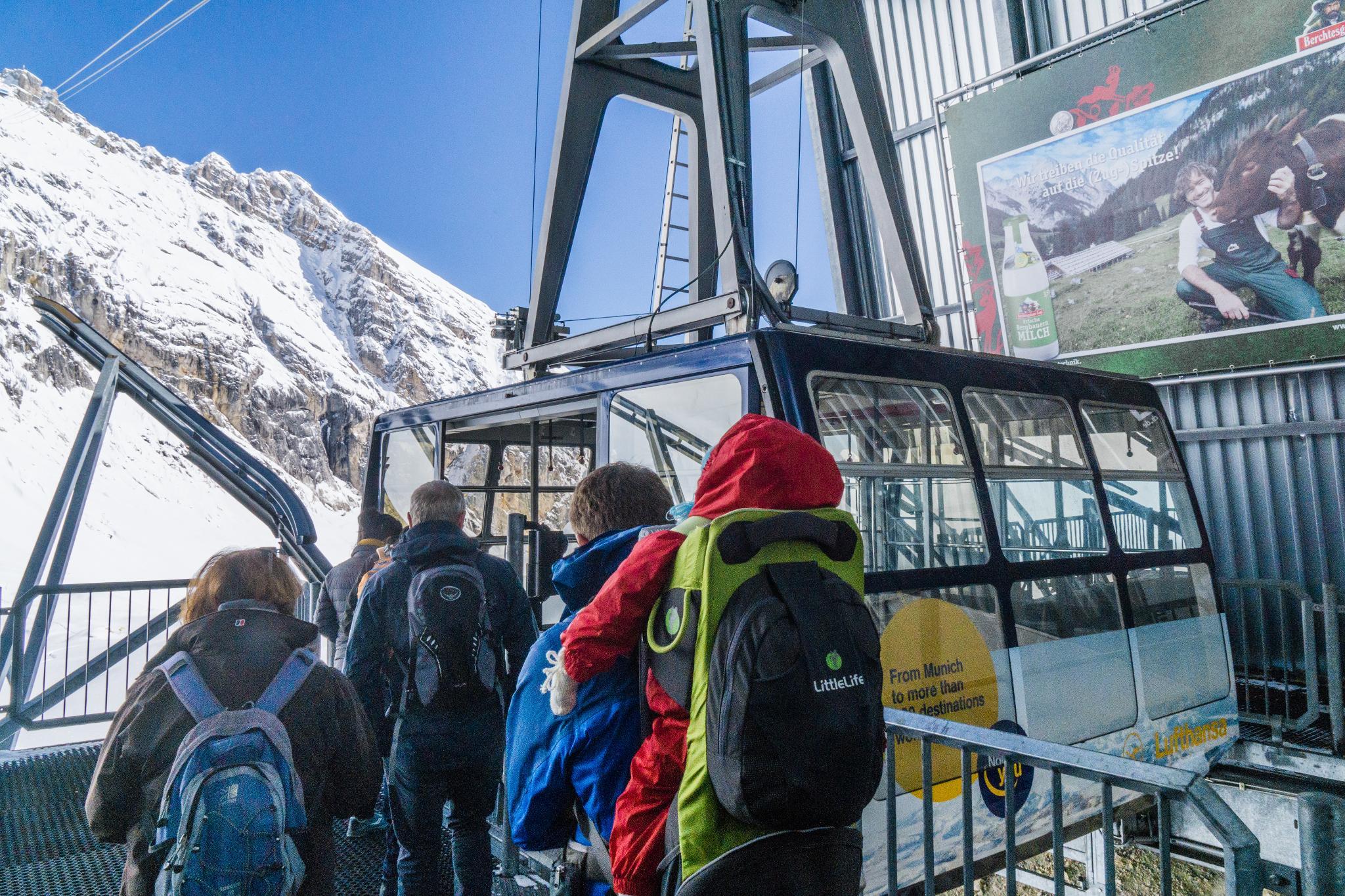 【德國】阿爾卑斯大道:楚格峰 (Zugspitze) 登上德國之巔 38