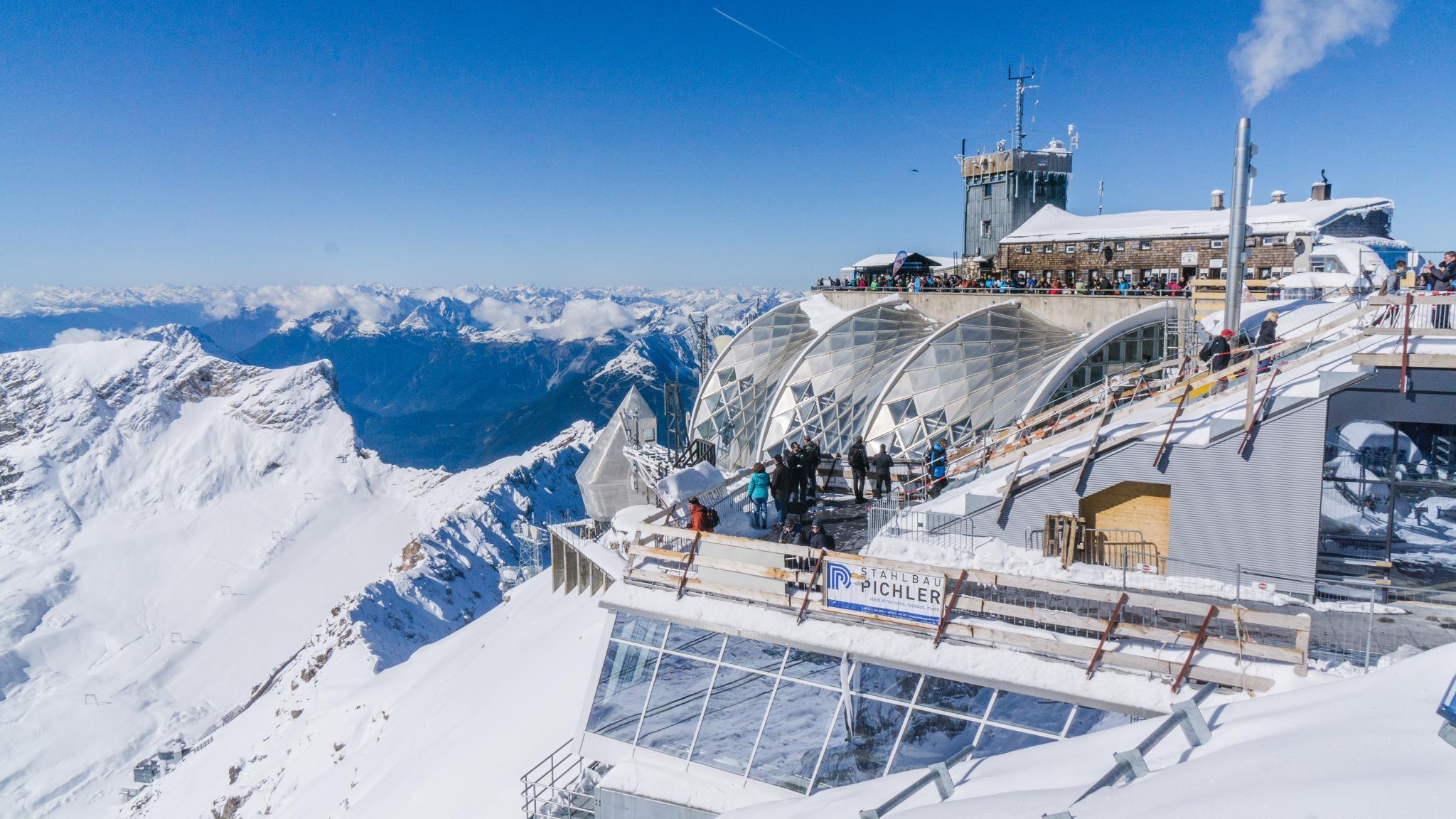【德國】阿爾卑斯大道:楚格峰 (Zugspitze) 登上德國之巔 43