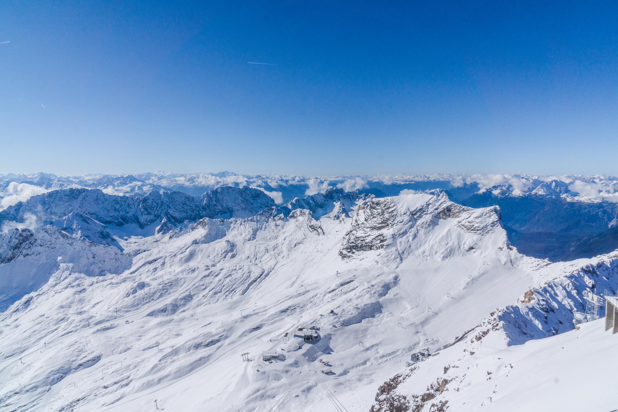 【德國】阿爾卑斯大道:楚格峰 (Zugspitze) 登上德國之巔 47