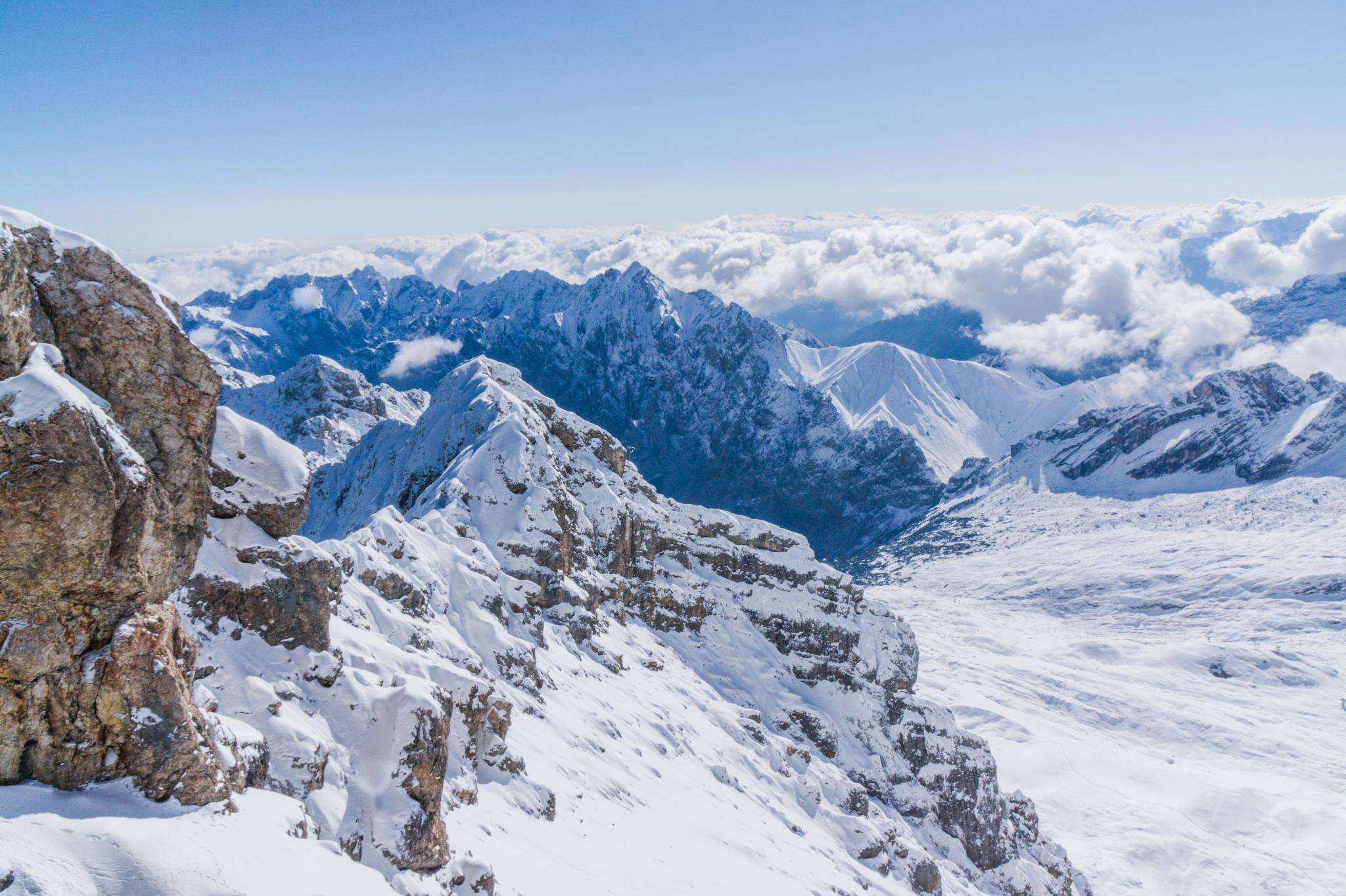 【德國】阿爾卑斯大道:楚格峰 (Zugspitze) 登上德國之巔 52