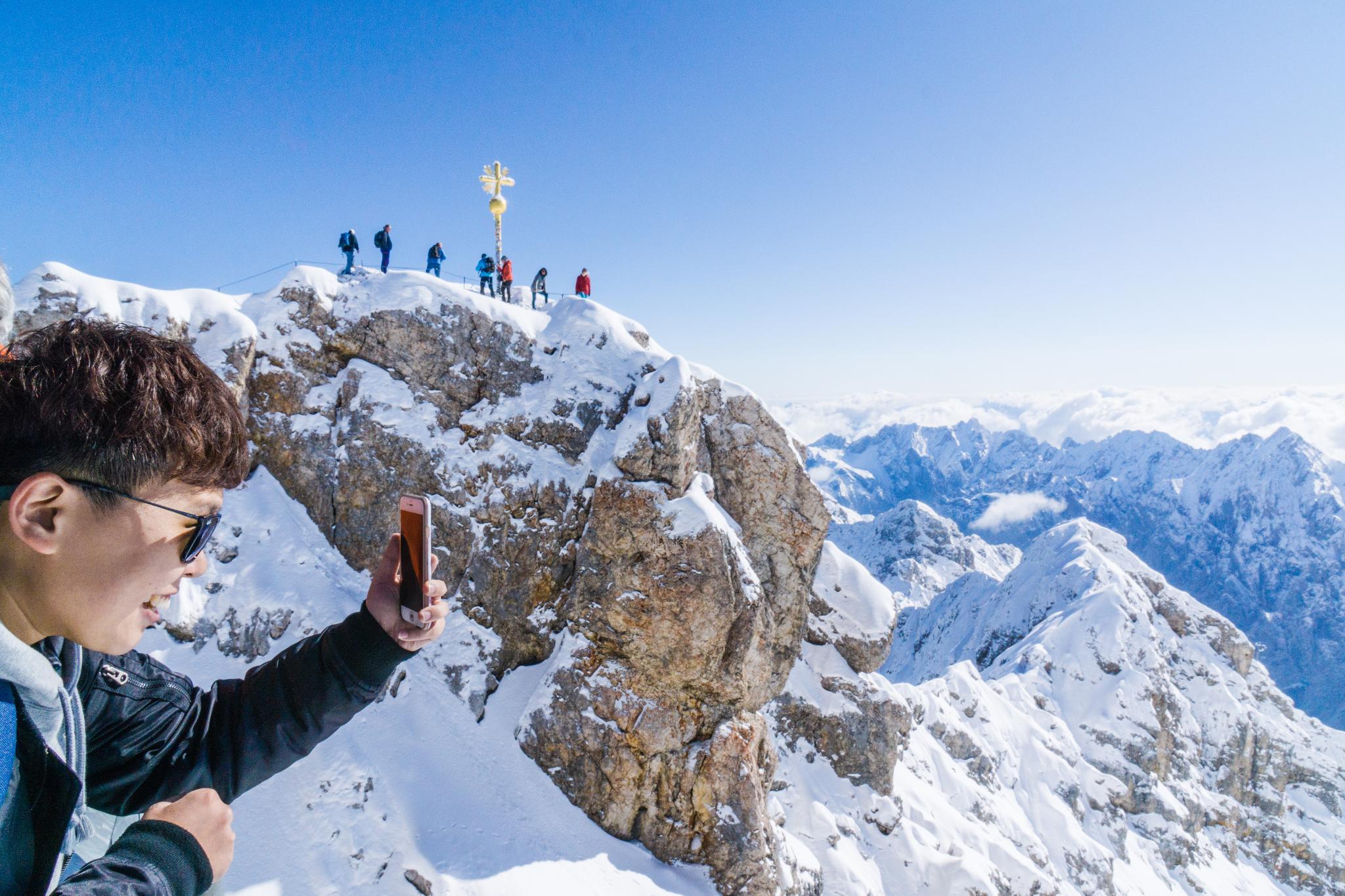 【德國】阿爾卑斯大道:楚格峰 (Zugspitze) 登上德國之巔 41
