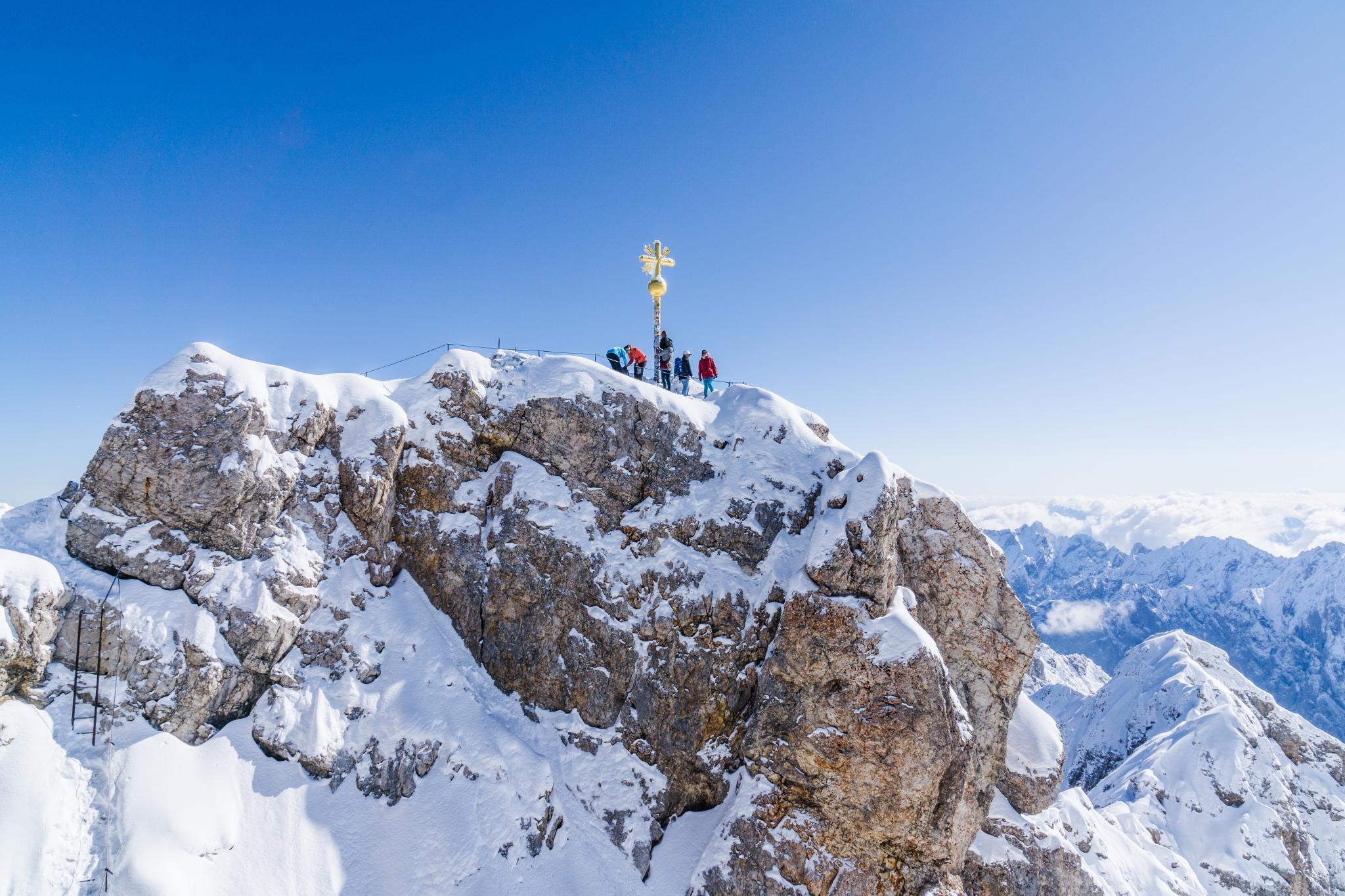 【德國】阿爾卑斯大道:楚格峰 (Zugspitze) 登上德國之巔 50
