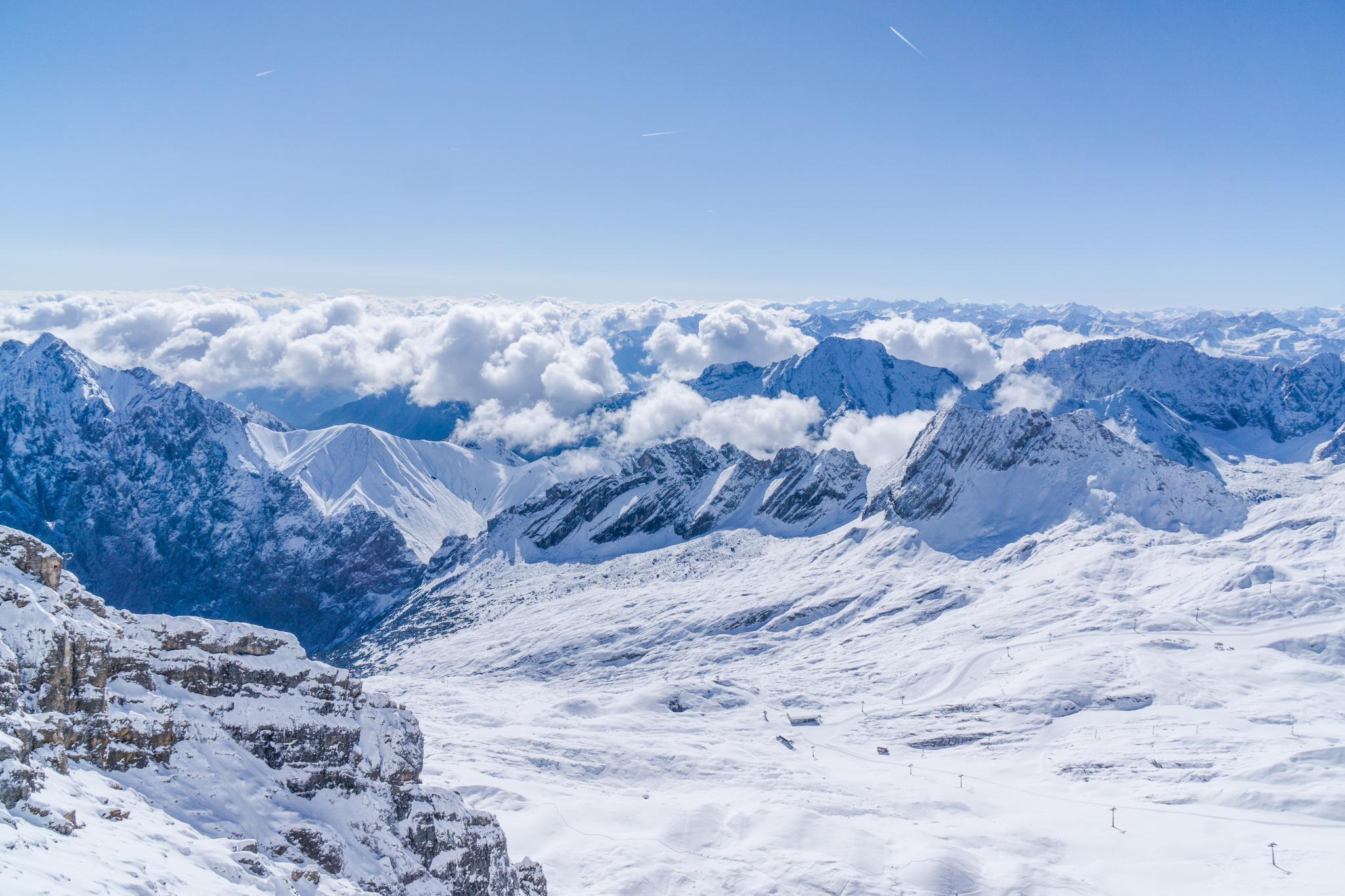 【德國】阿爾卑斯大道:楚格峰 (Zugspitze) 登上德國之巔 53