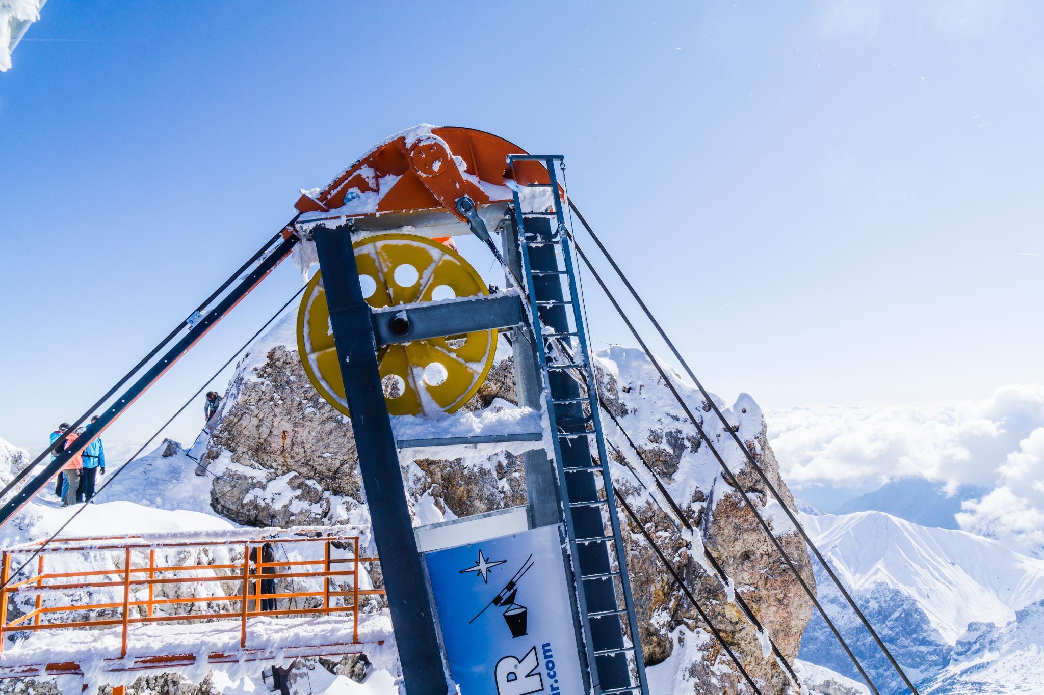 【德國】阿爾卑斯大道:楚格峰 (Zugspitze) 登上德國之巔 48