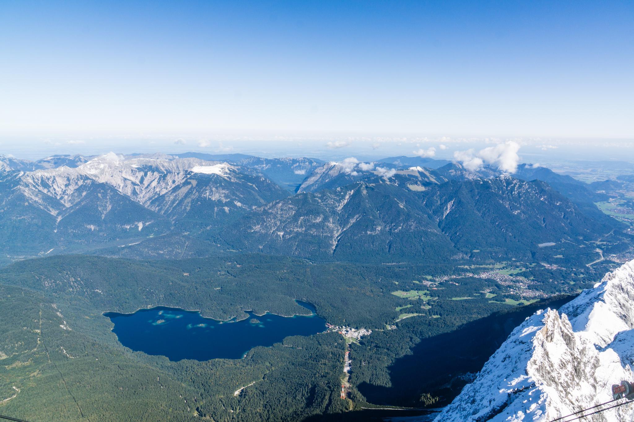 【德國】阿爾卑斯大道:楚格峰 (Zugspitze) 登上德國之巔 49