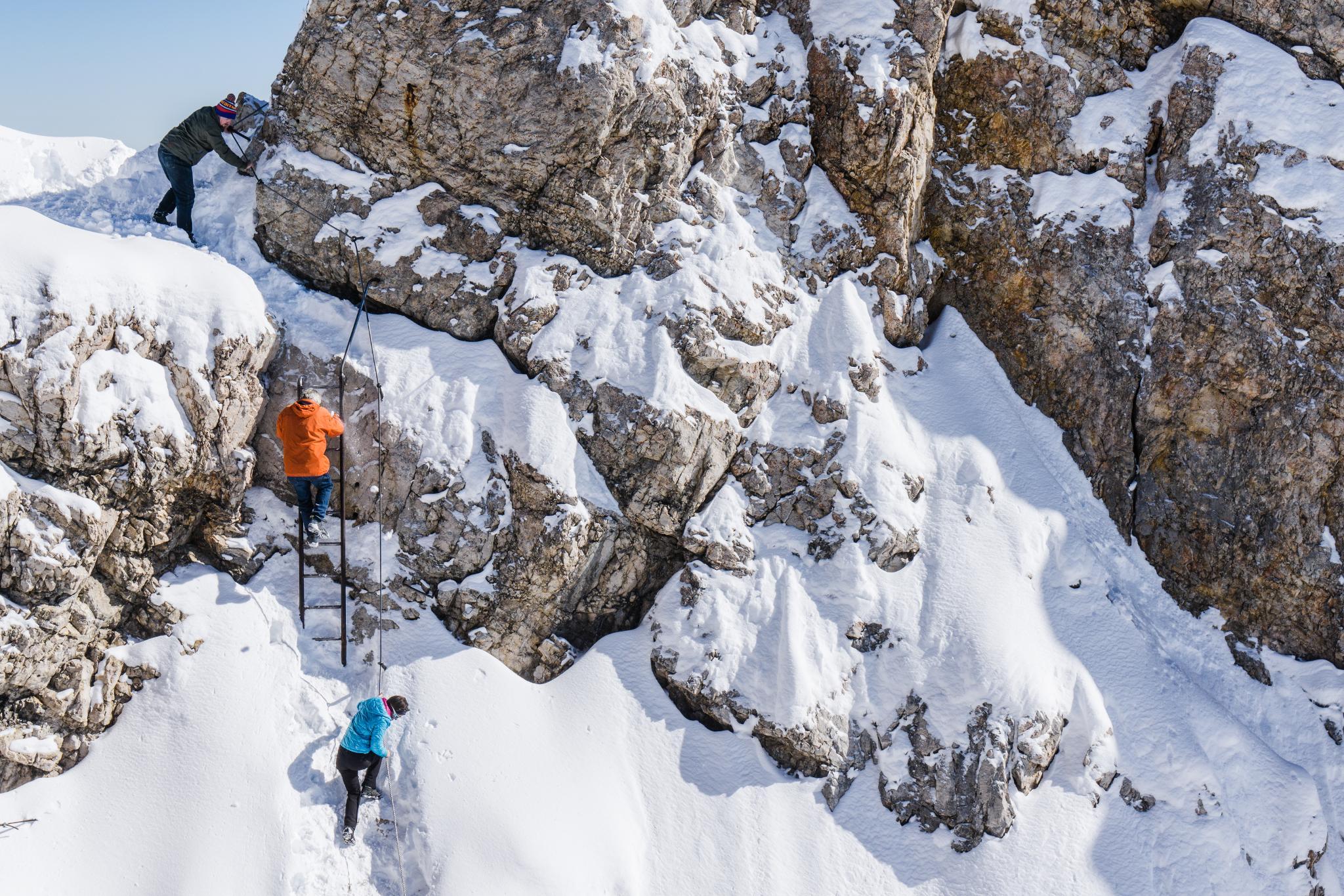 【德國】阿爾卑斯大道:楚格峰 (Zugspitze) 登上德國之巔 54