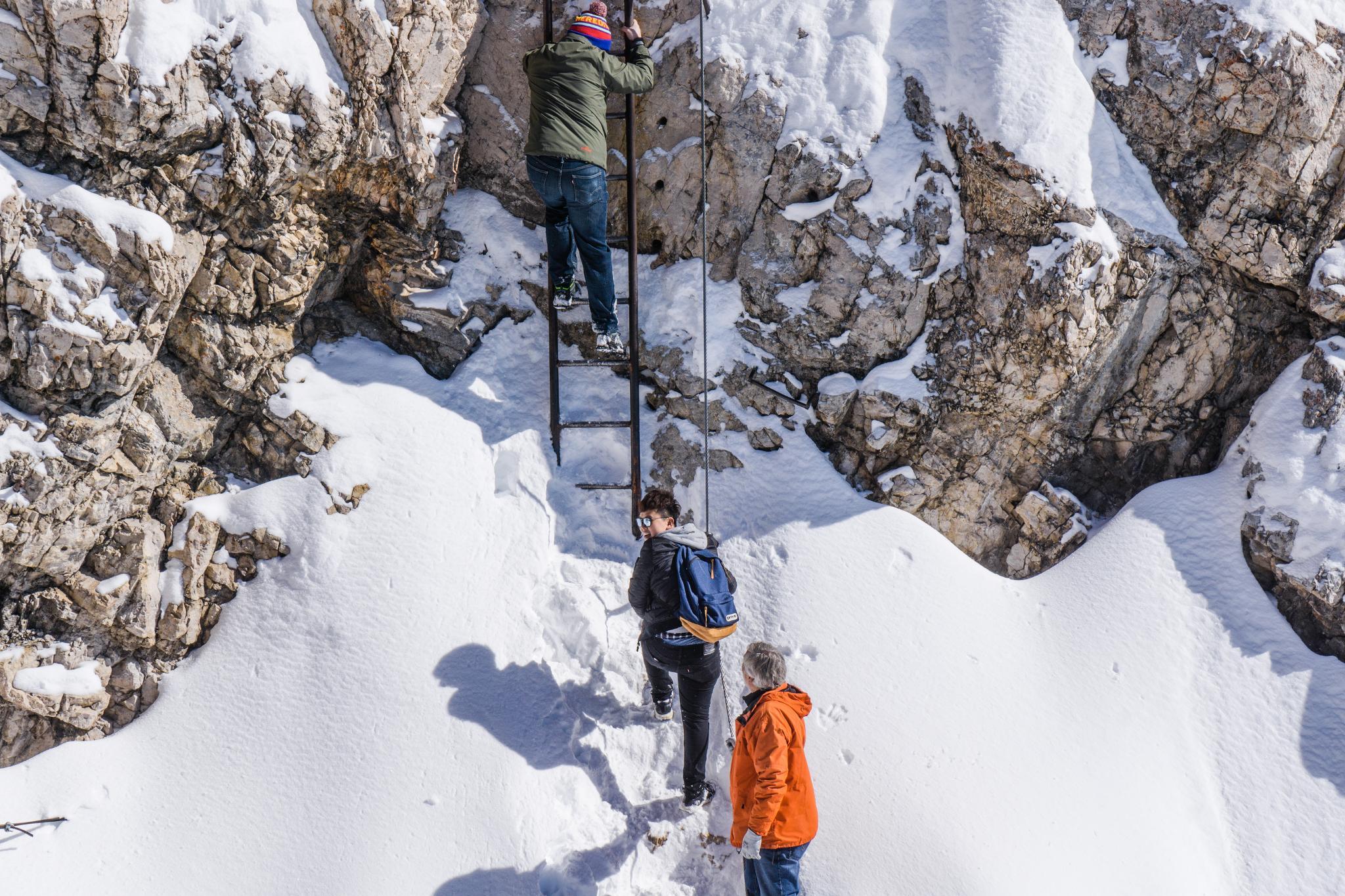 【德國】阿爾卑斯大道:楚格峰 (Zugspitze) 登上德國之巔 55