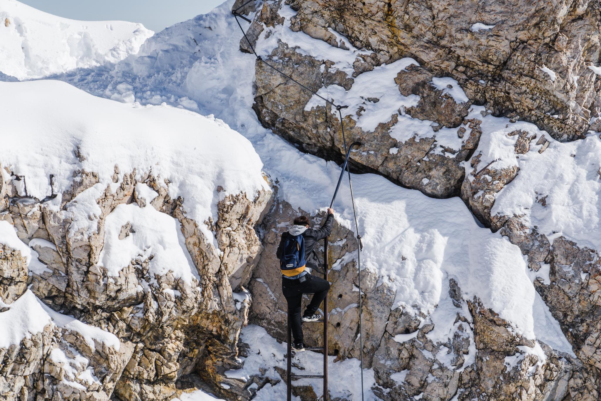 【德國】阿爾卑斯大道:楚格峰 (Zugspitze) 登上德國之巔 57
