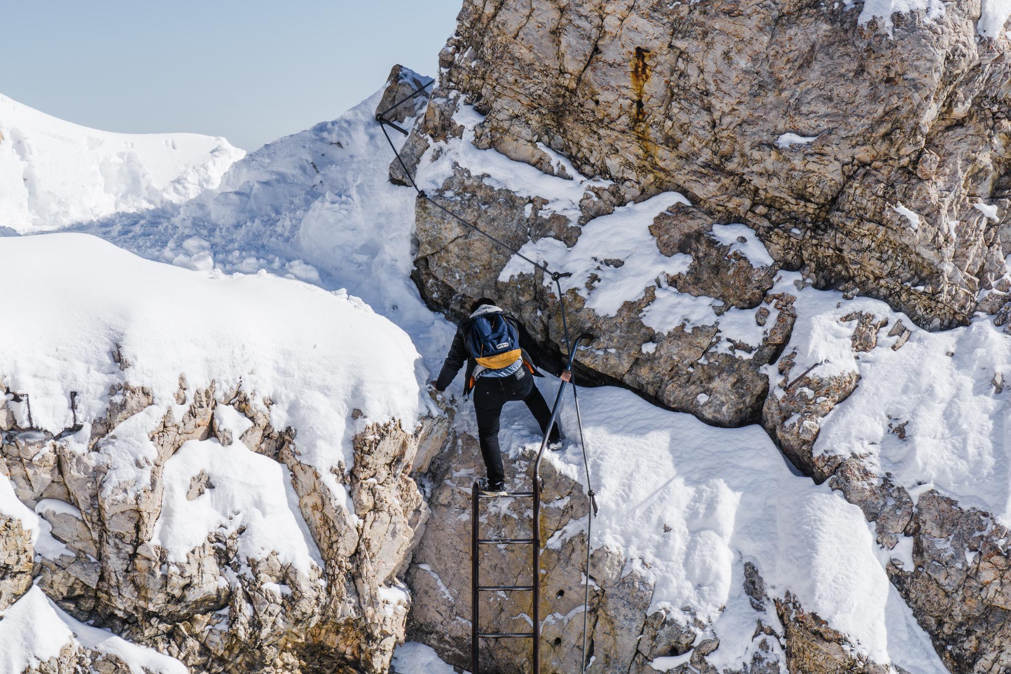 【德國】阿爾卑斯大道:楚格峰 (Zugspitze) 登上德國之巔 59