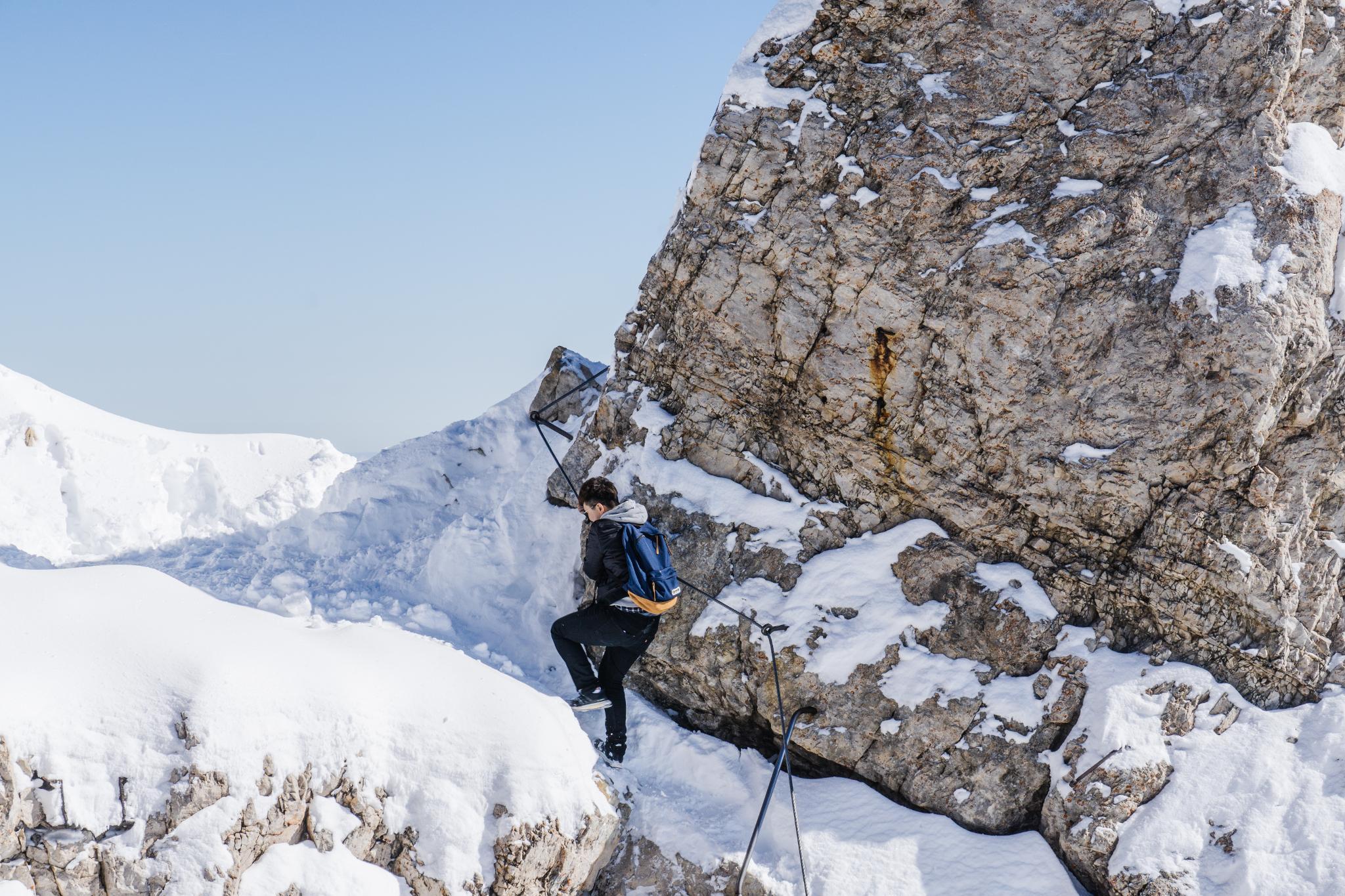 【德國】阿爾卑斯大道:楚格峰 (Zugspitze) 登上德國之巔 56