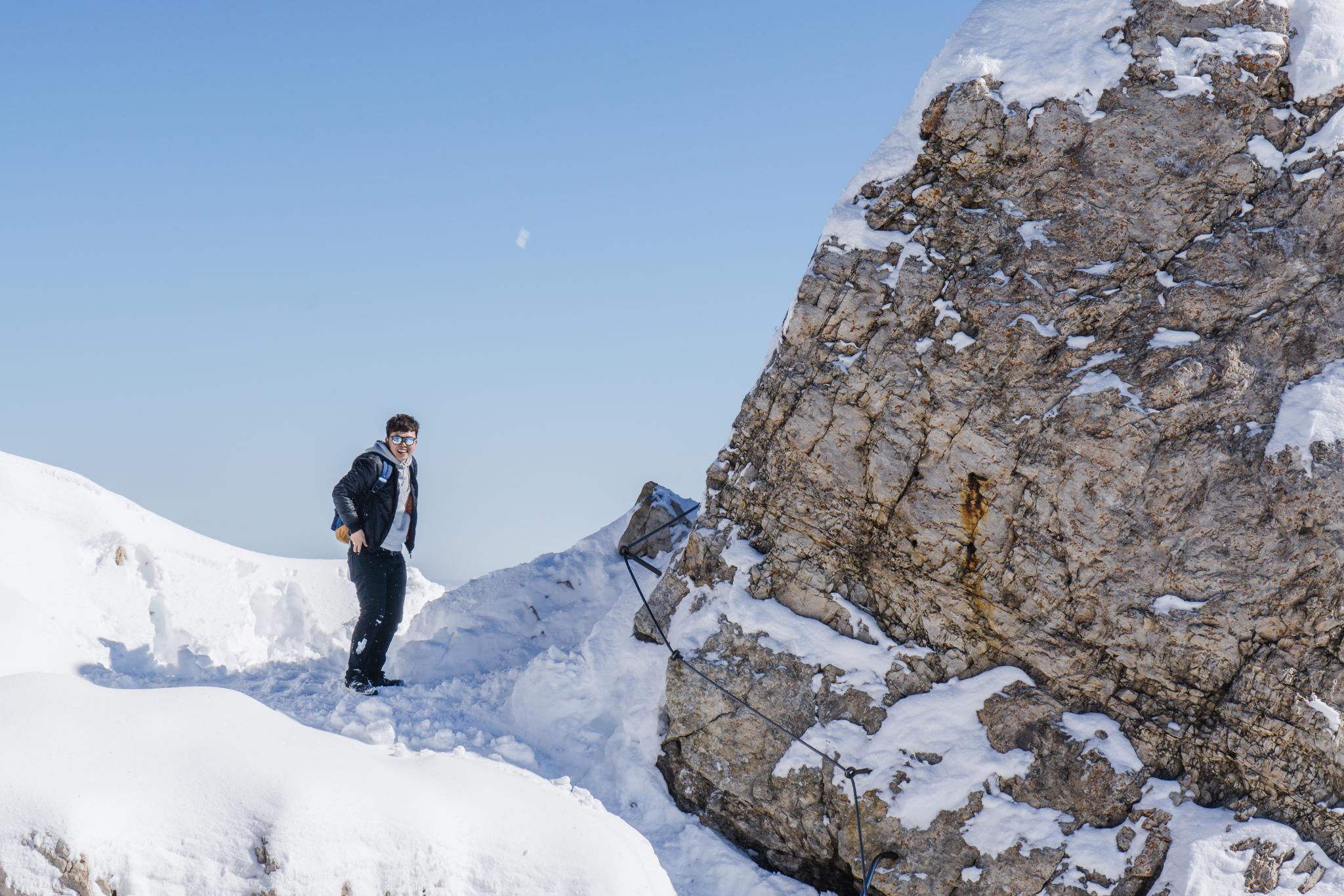 【德國】阿爾卑斯大道:楚格峰 (Zugspitze) 登上德國之巔 58