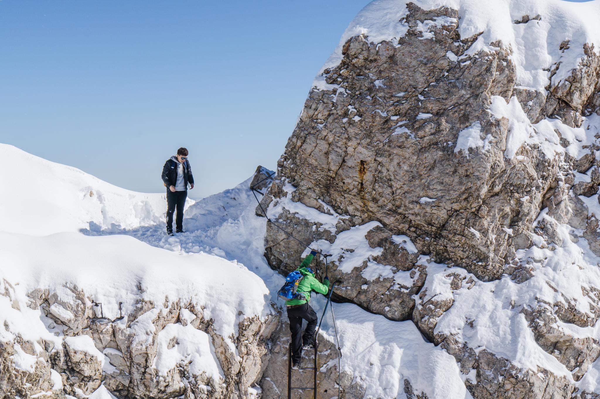 【德國】阿爾卑斯大道:楚格峰 (Zugspitze) 登上德國之巔 60