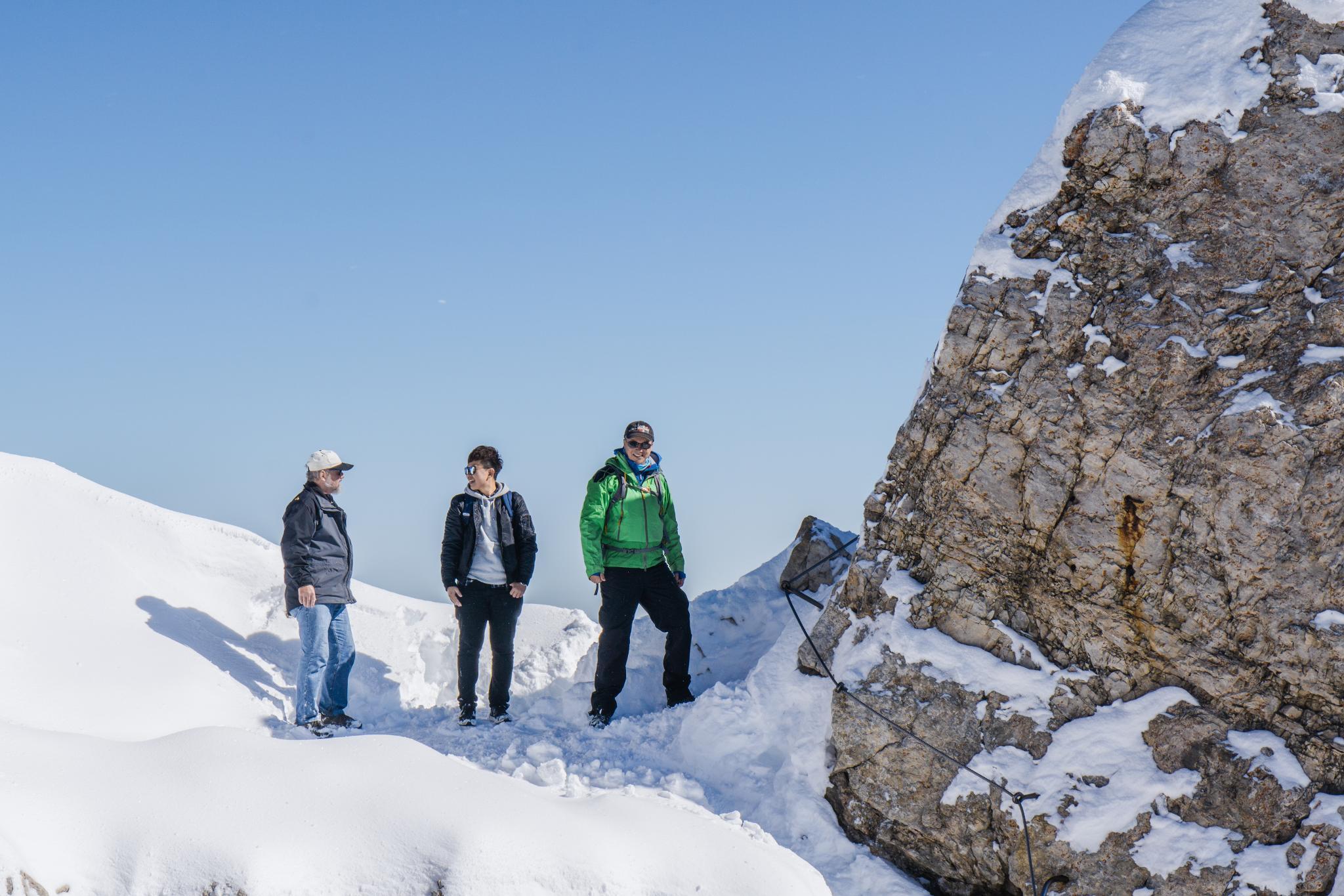 【德國】阿爾卑斯大道:楚格峰 (Zugspitze) 登上德國之巔 61