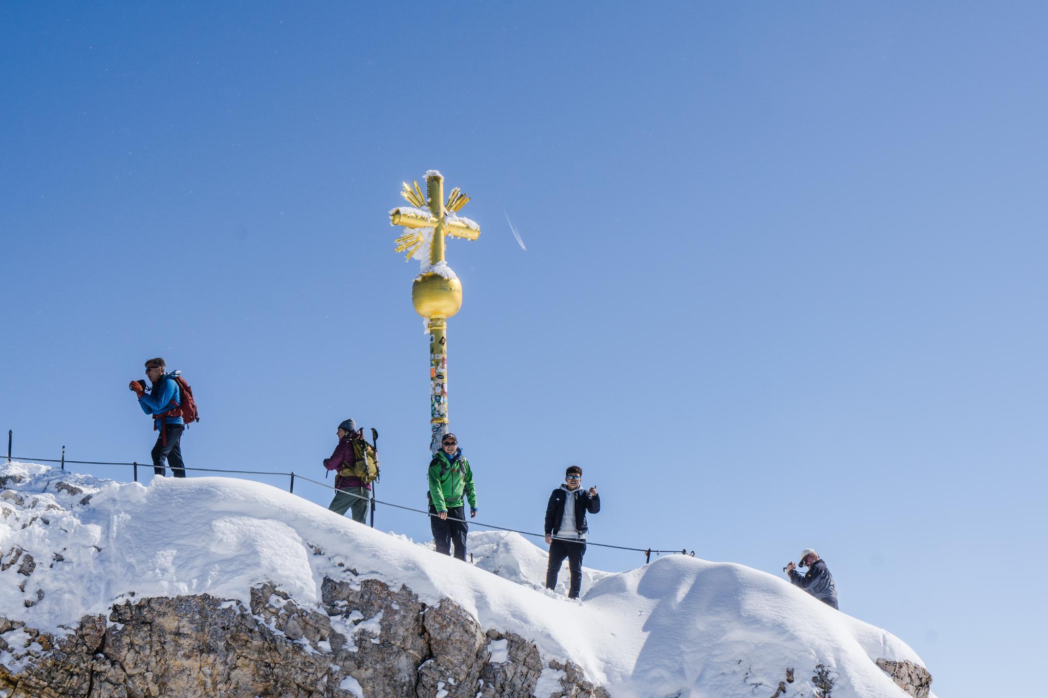 【德國】阿爾卑斯大道:楚格峰 (Zugspitze) 登上德國之巔 62