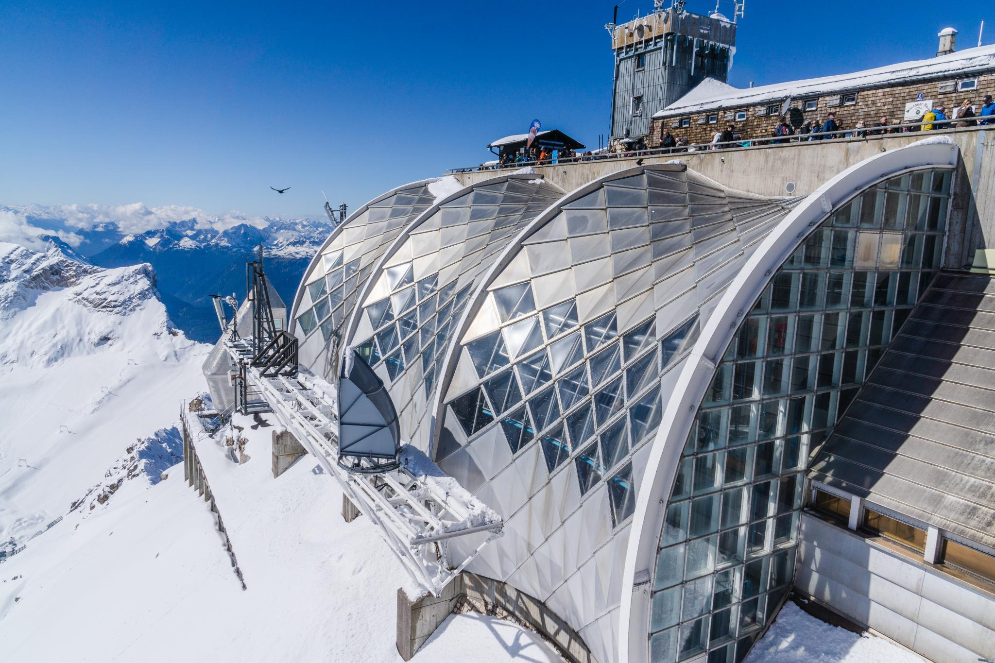 【德國】阿爾卑斯大道:楚格峰 (Zugspitze) 登上德國之巔 44