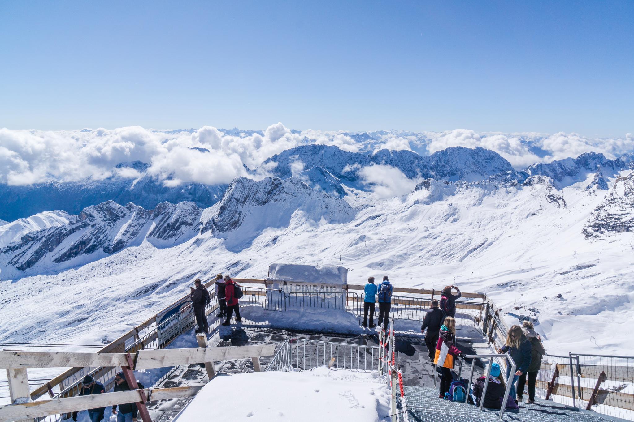 【德國】阿爾卑斯大道:楚格峰 (Zugspitze) 登上德國之巔 45
