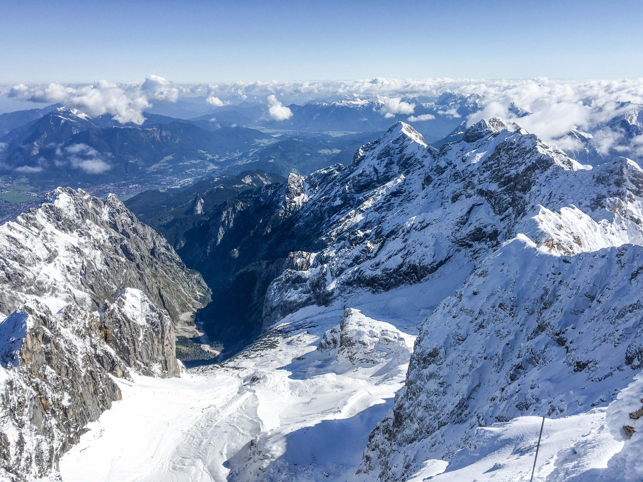 【德國】阿爾卑斯大道:楚格峰 (Zugspitze) 登上德國之巔 63