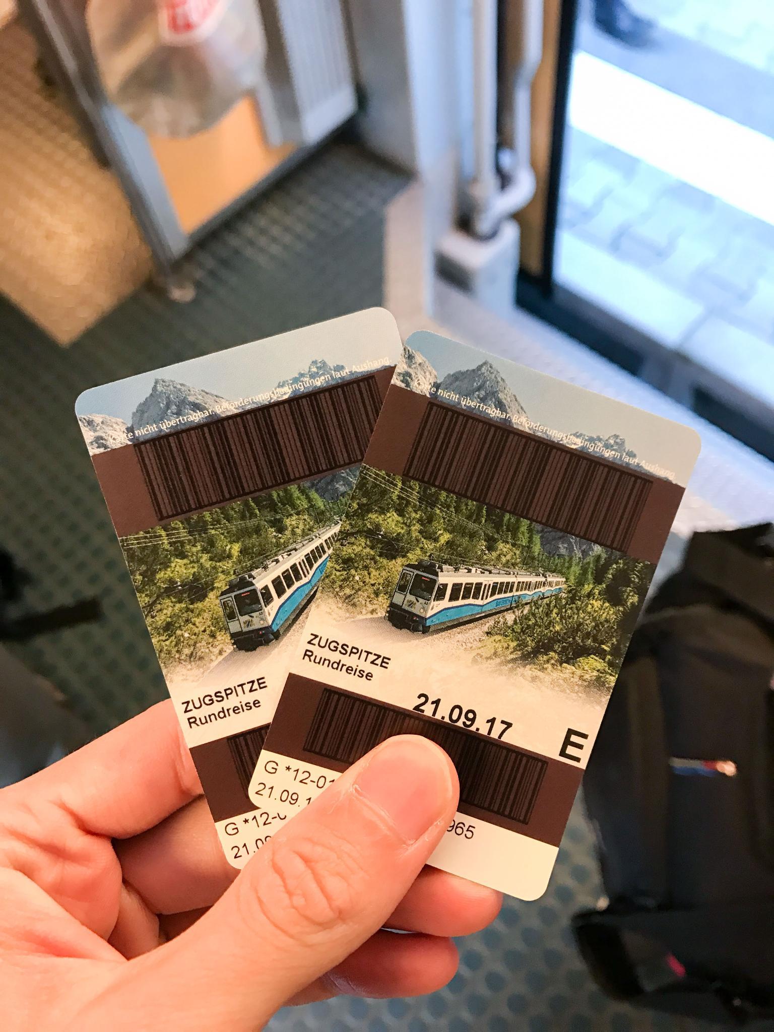 【德國】阿爾卑斯大道:楚格峰 (Zugspitze) 登上德國之巔 14