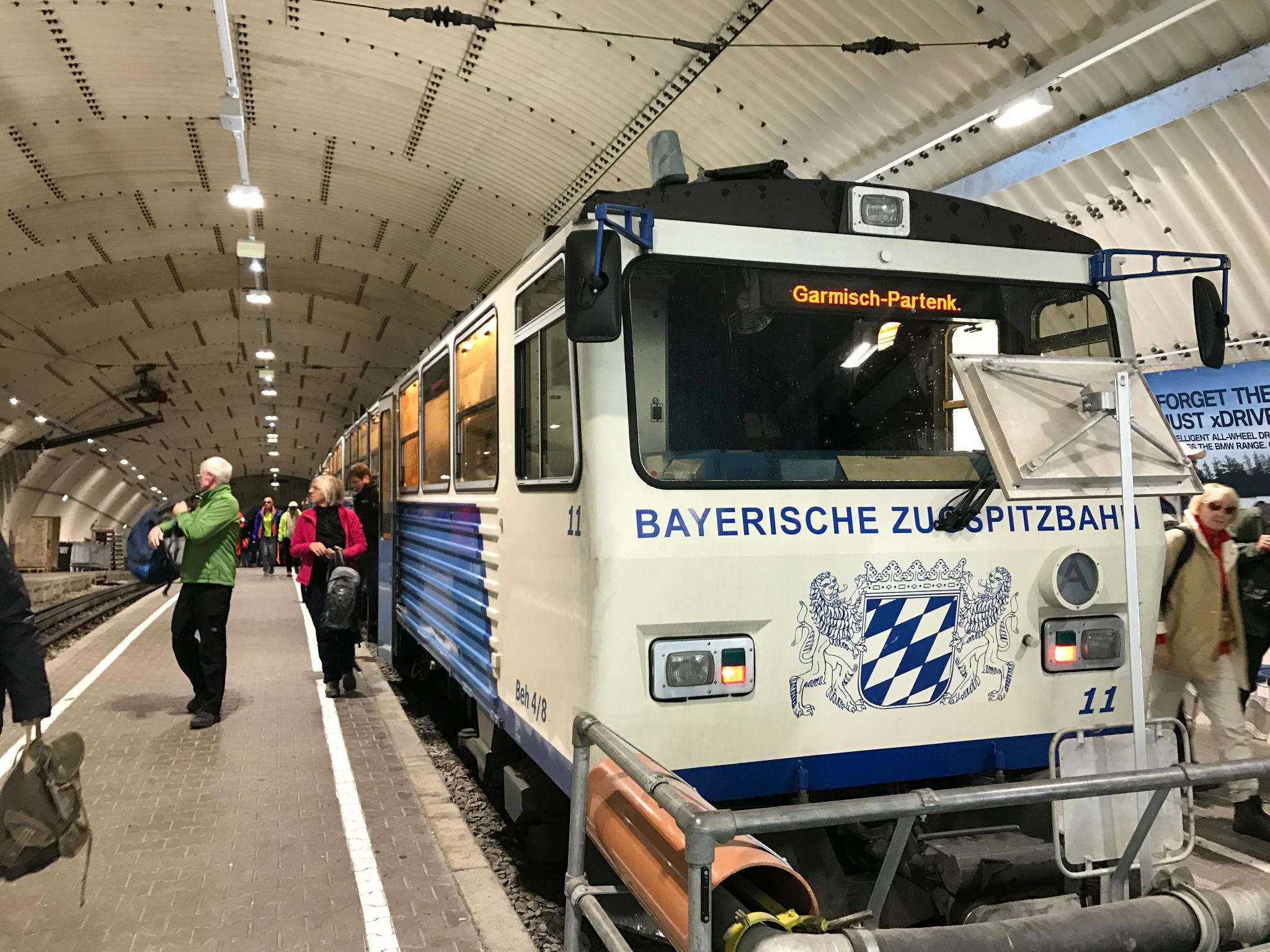 【德國】阿爾卑斯大道:楚格峰 (Zugspitze) 登上德國之巔 17